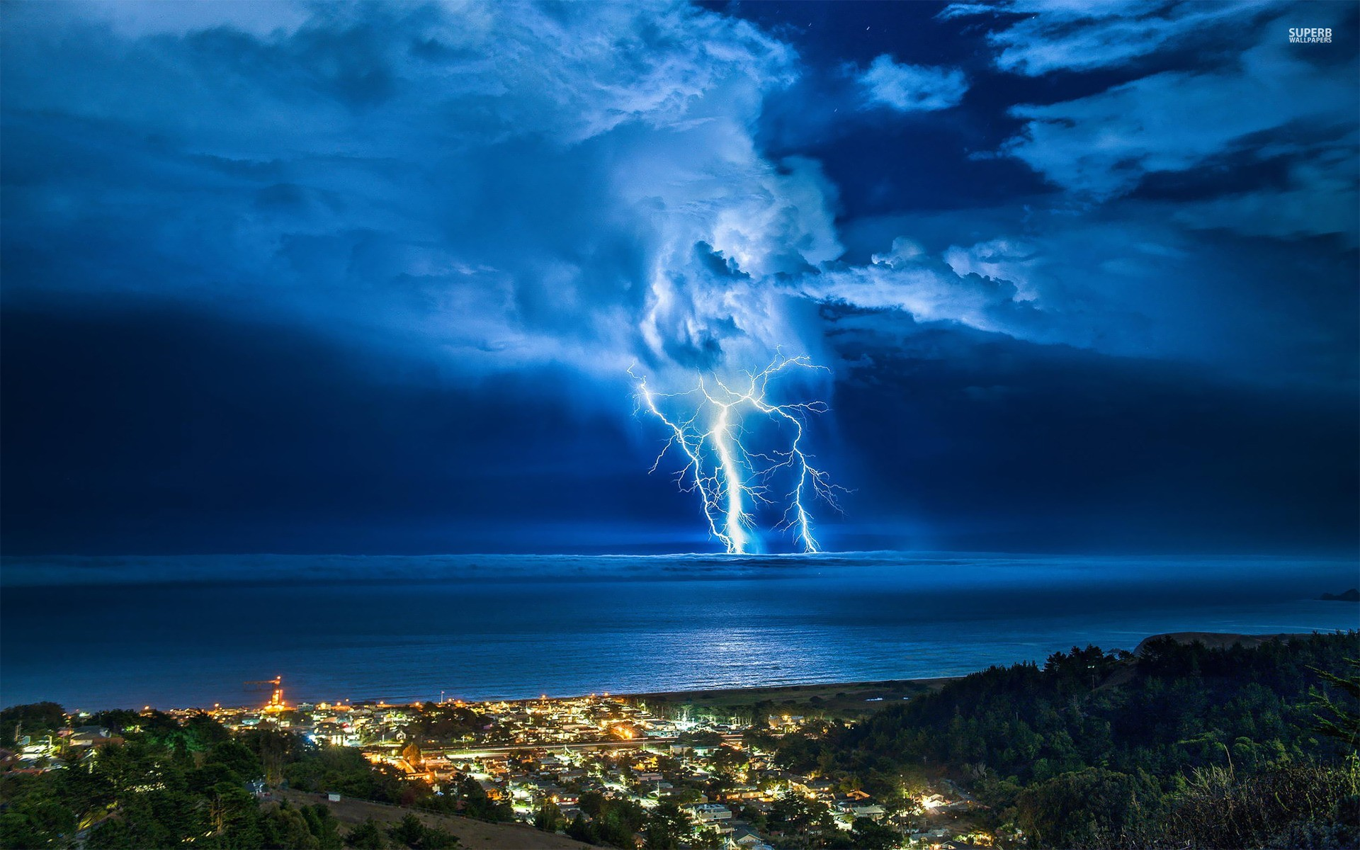 Res: 1920x1200, Beautiful Thunderstorm Wallpapers #T73RX43