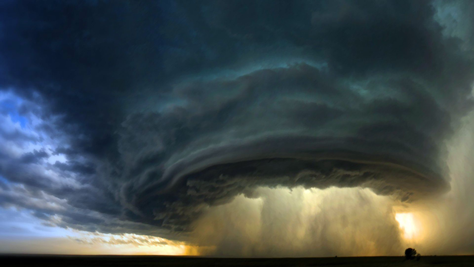 Res: 1920x1080, HD Quality Amazing Nature Tornado Wallpaper 5 - SiWallpaper 13422
