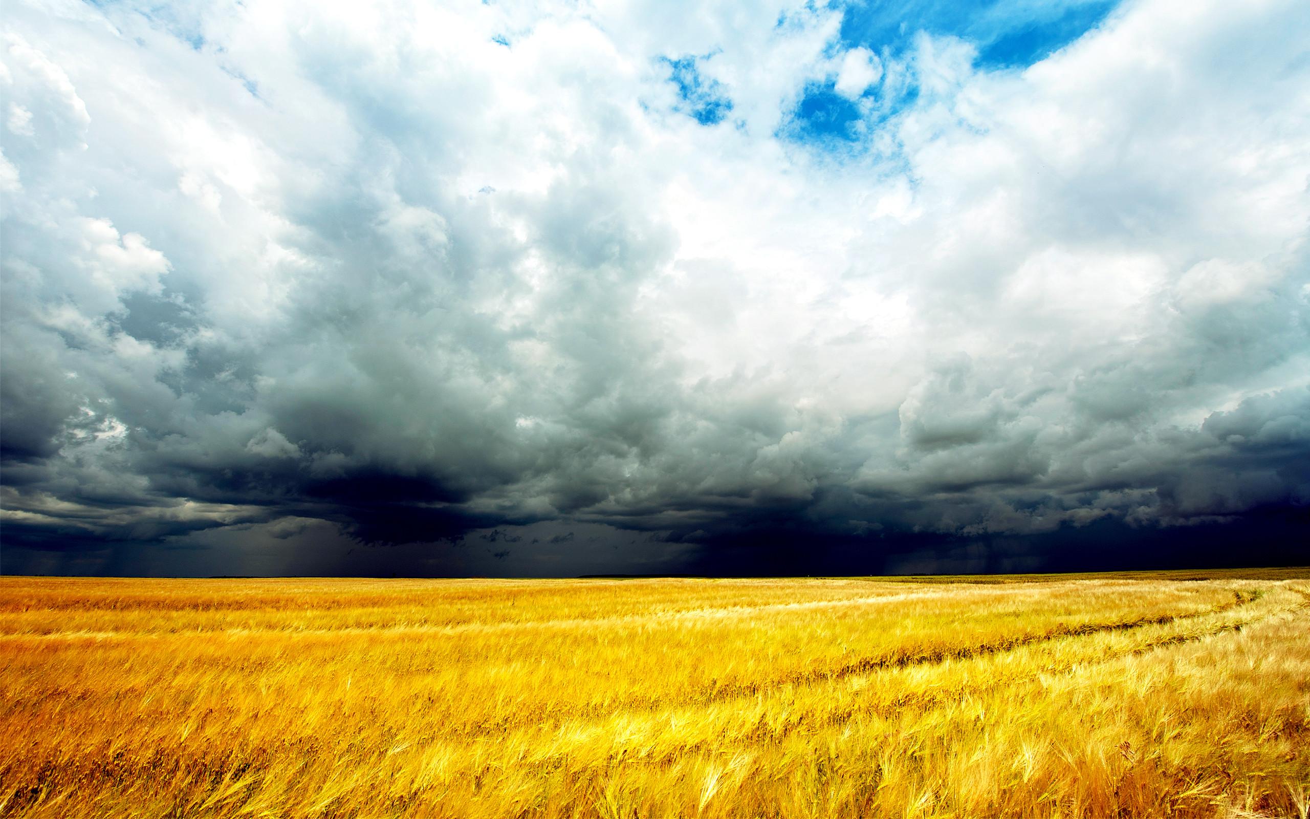 Res: 2560x1600, Storm Clouds Wallpaper