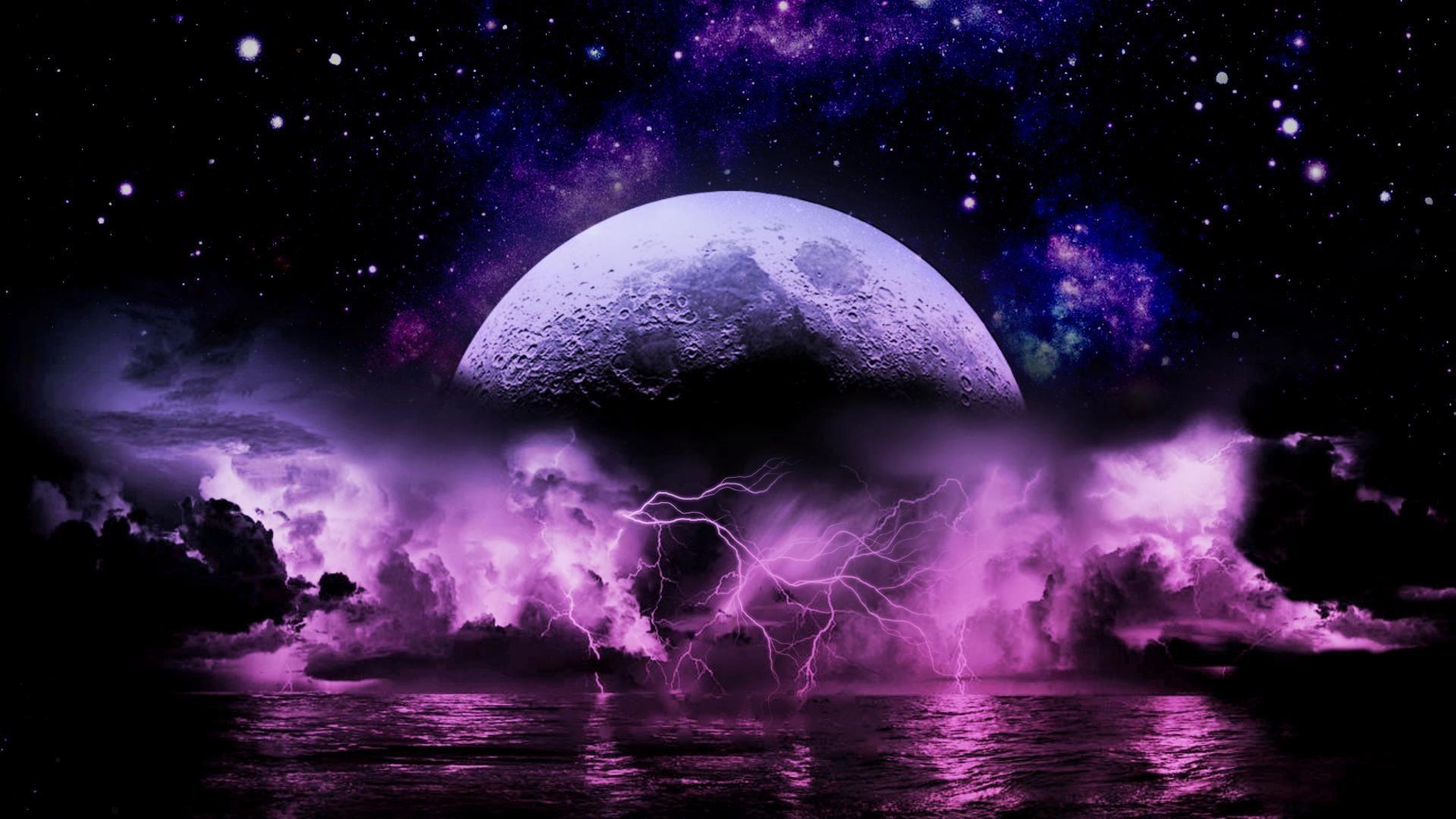 Res: 1920x1080, Lightning Storm Wallpaper Hd Photos | Good Pix Gallery