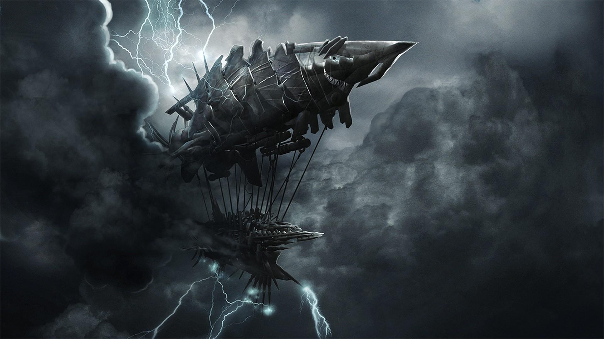 Res: 1920x1080, Video Game - Dark Storm Wallpaper