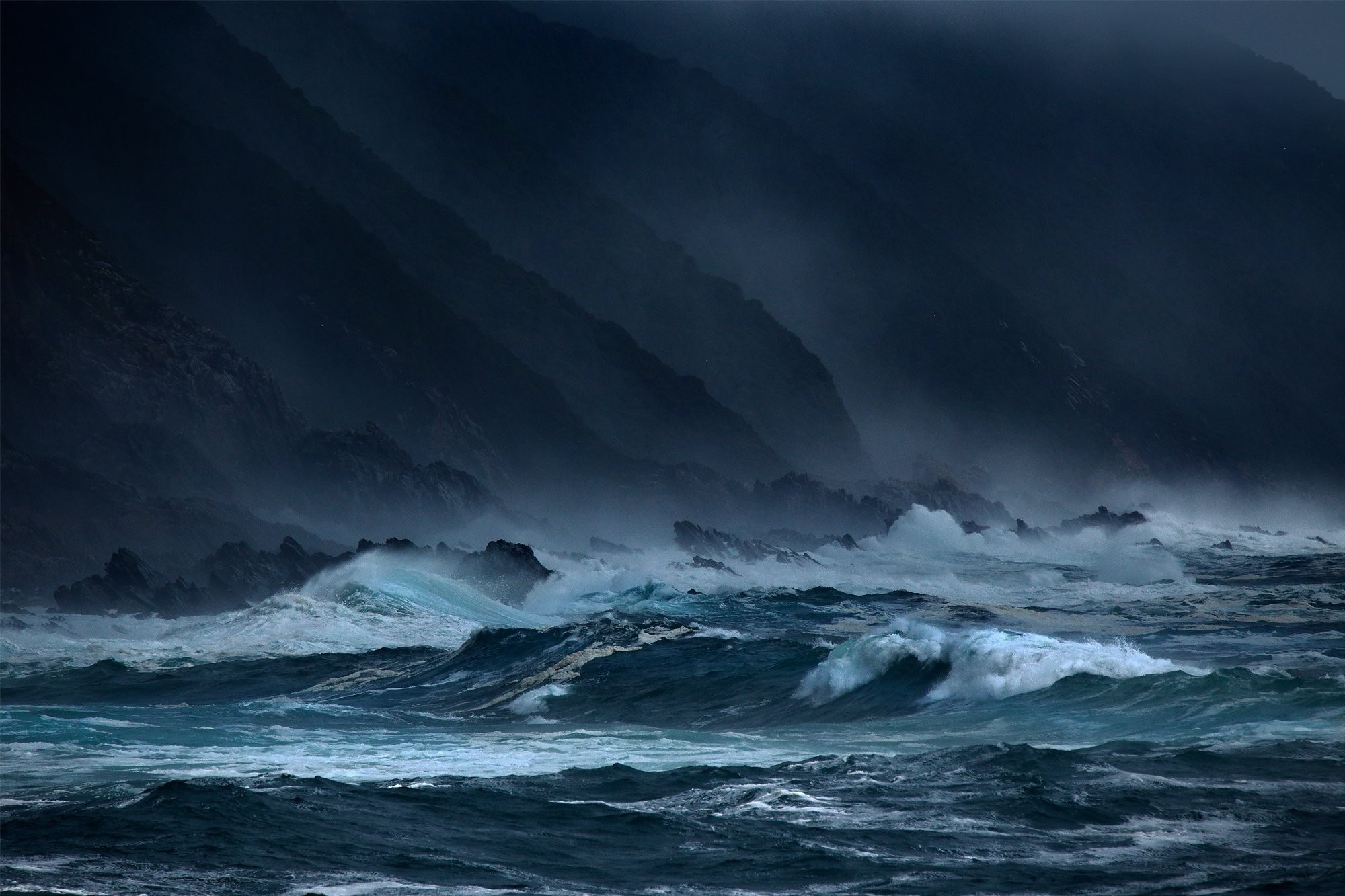 Res: 2000x1333, Sea Storm Wallpapers For Iphone
