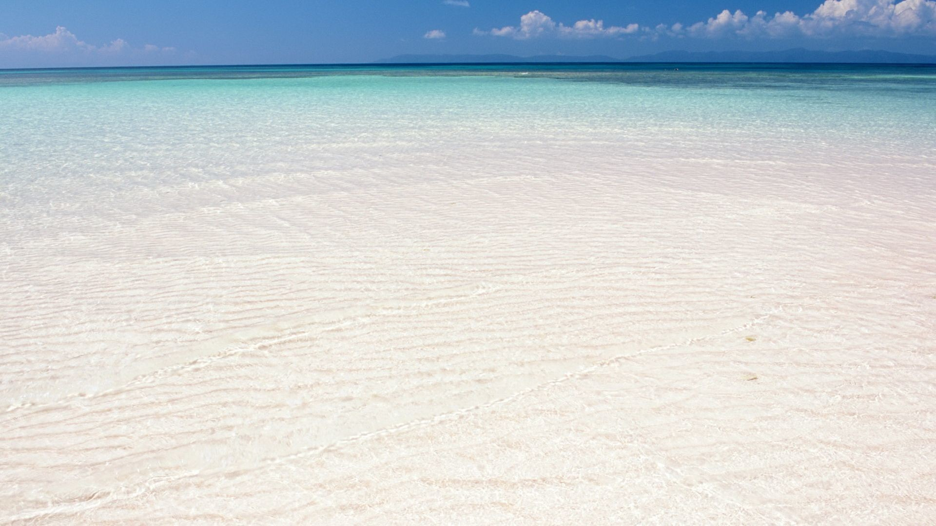 Res: 1920x1080, Ocean Beach Hd Wallpaper And White Sand 1534330