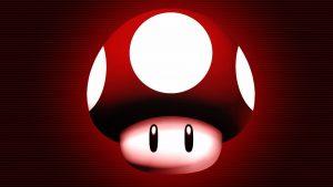 Mario Mushrooms wallpapers