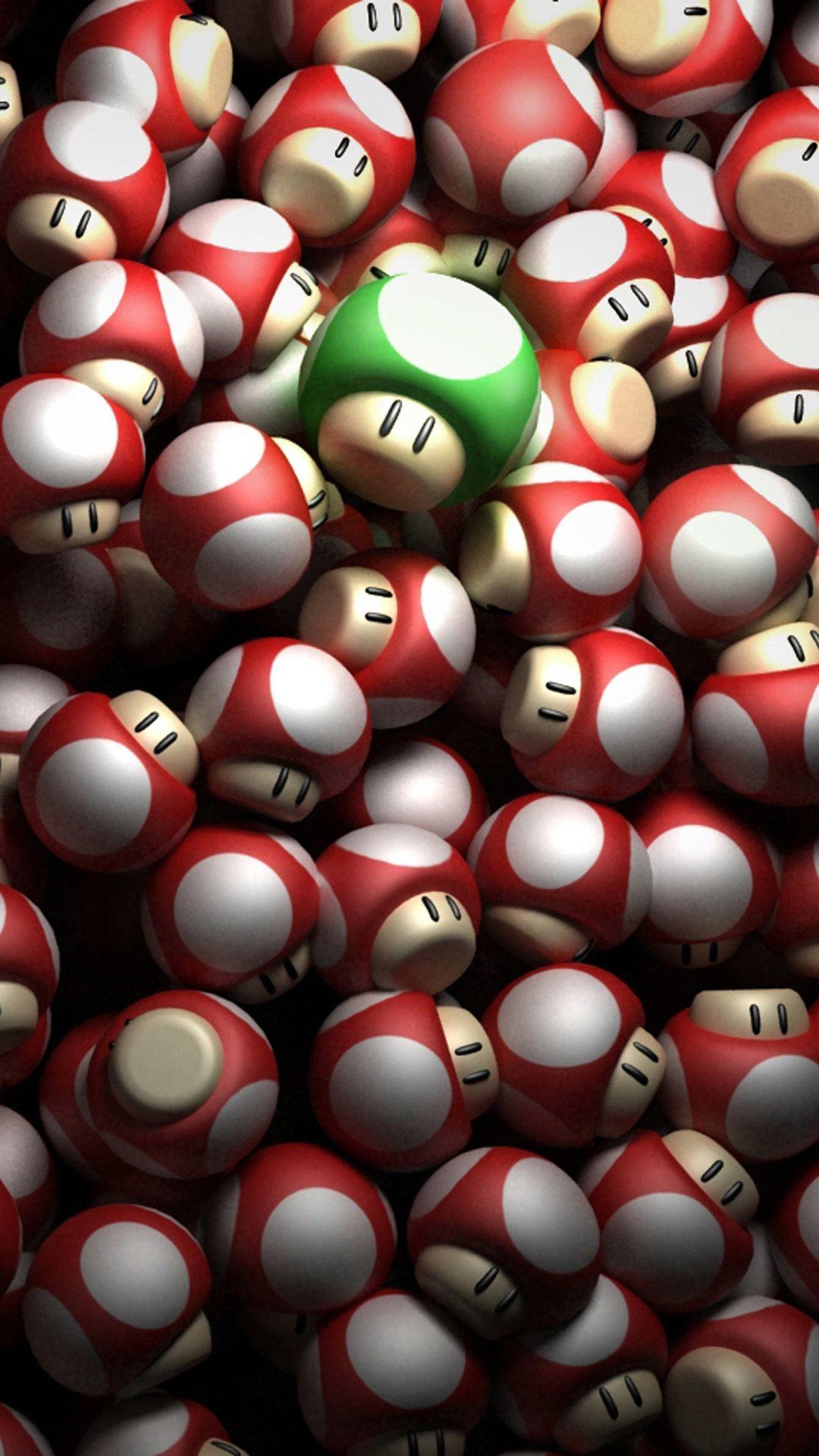 Res: 1080x1920, Mushroom Wallpaper, Super Mario Bros, Super Mario World, Super Mario  Brothers, Mario