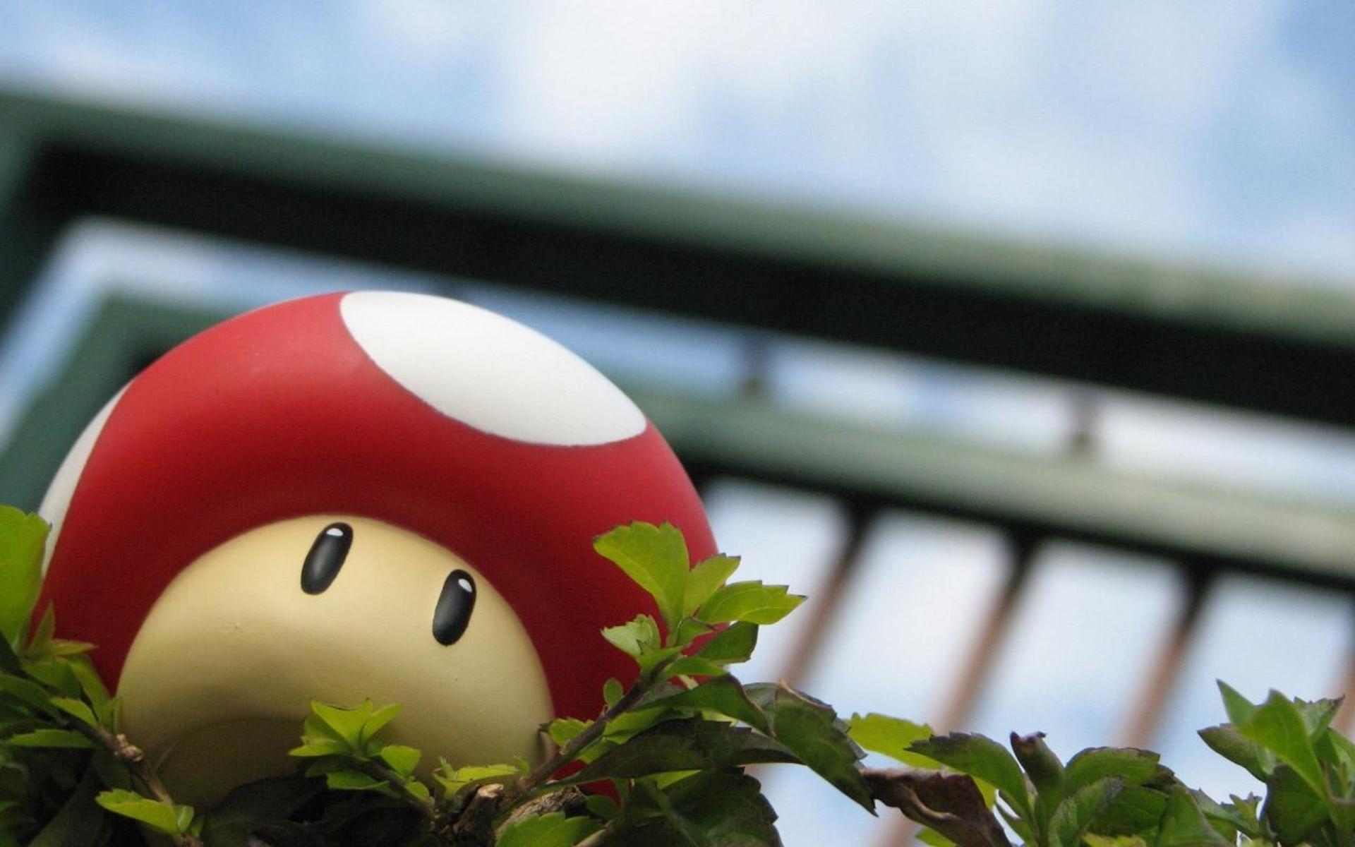 Res: 1920x1200, Mario mushroom wallpaper 290162