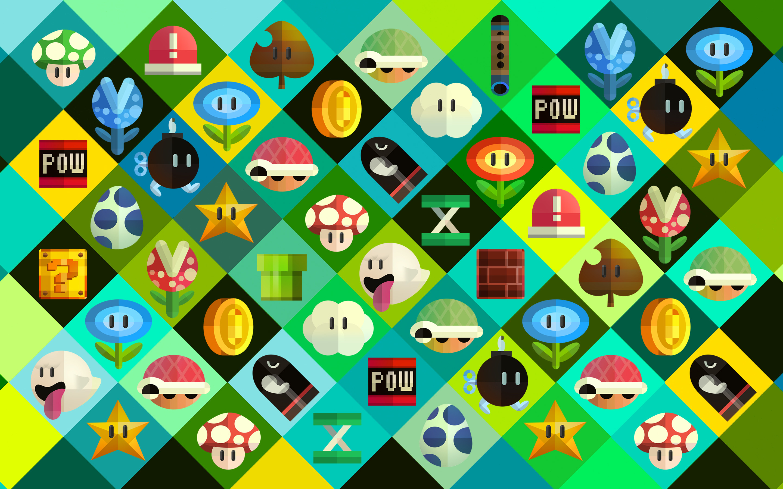 Res: 2880x1800, Mario Wallpaper_hd Wallpaper_download Free Wallpaper
