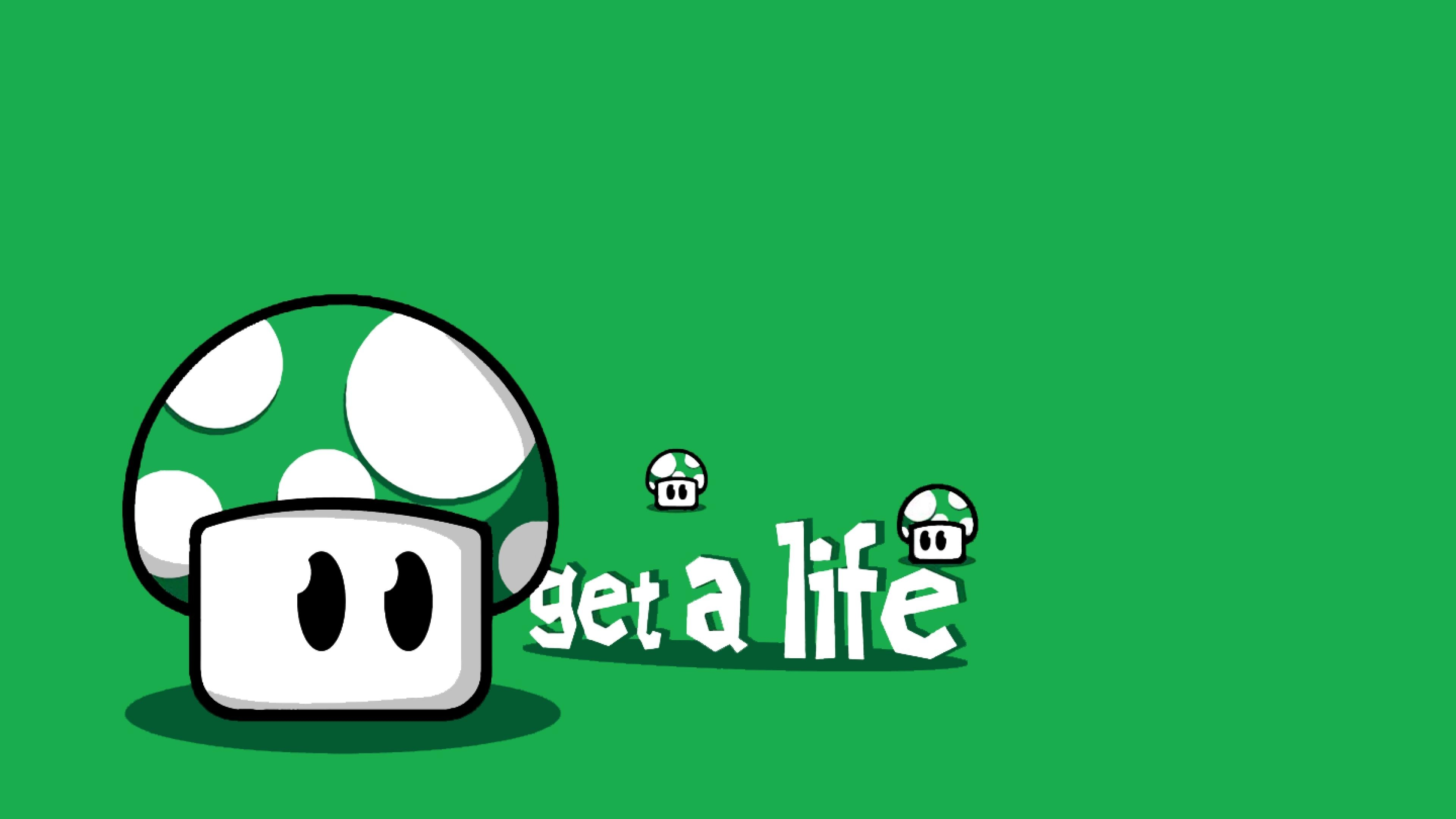 Res: 3840x2160, ... Mario Mushrooms Wallpapers 58 background pictures