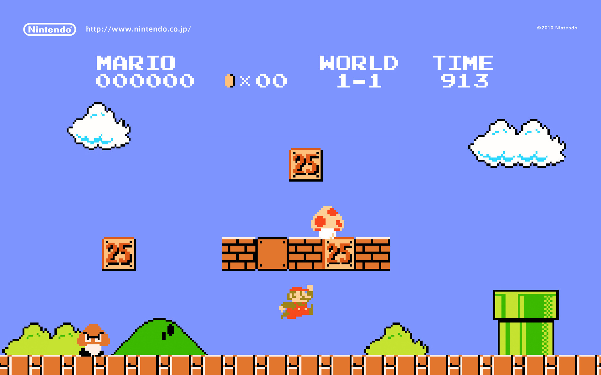 Res: 1920x1200, Super Mario Eats Mushrooms to Grow and Have Power, why Should You Too?