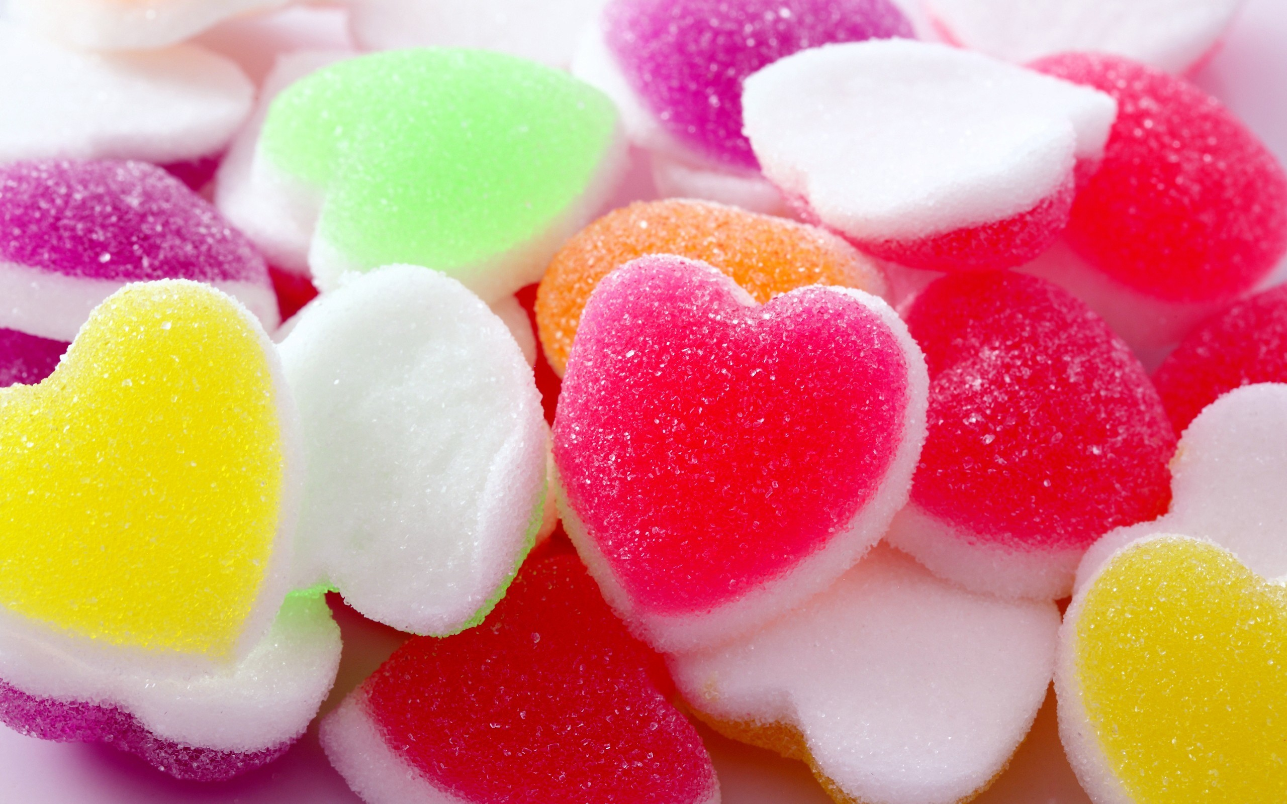 Res: 2560x1600, Cute Candy Wallpaper