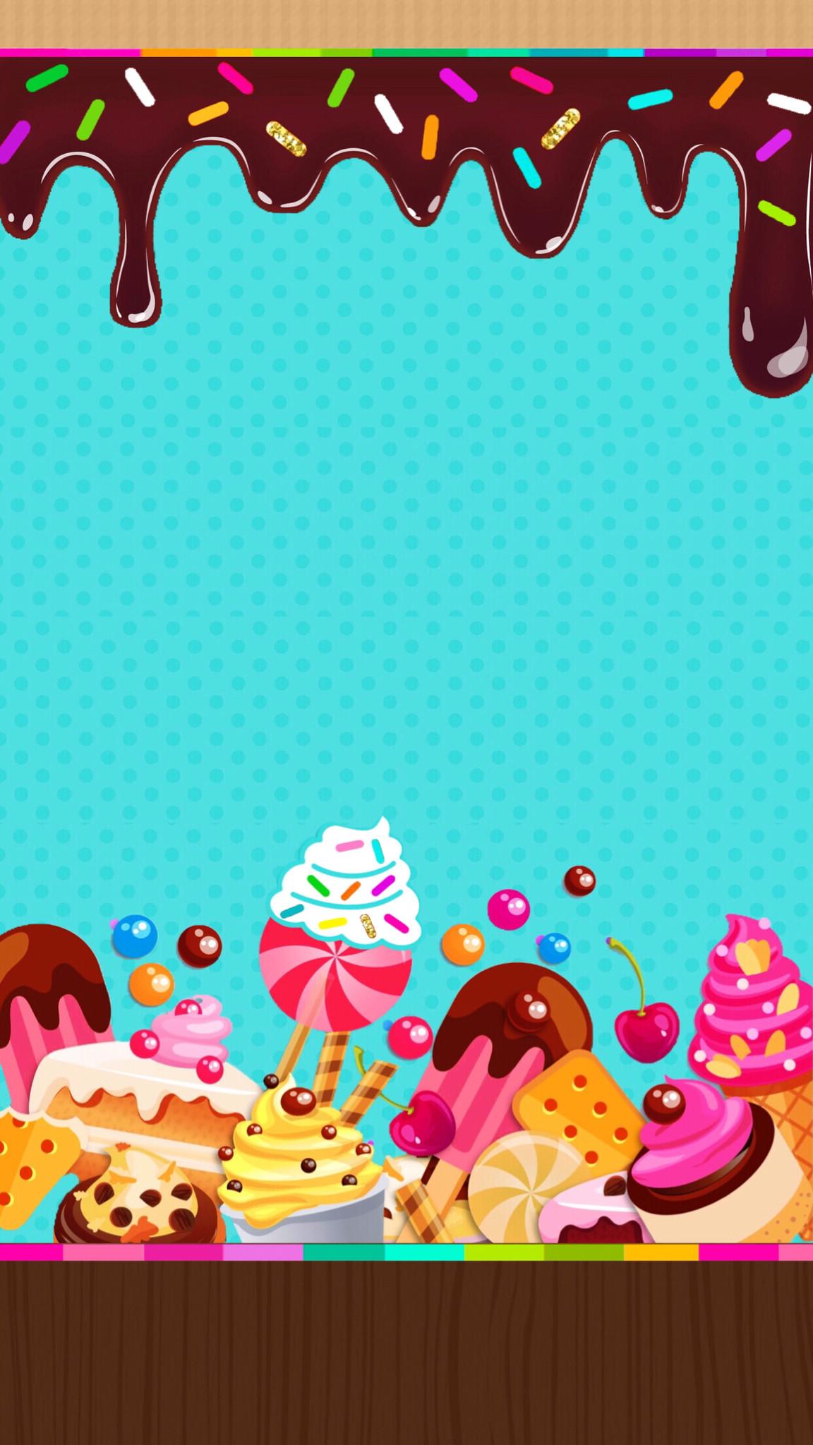 Res: 1152x2048, Dropbox - Sweet Treats Colorful Wallpaper, Sassy Wallpaper, Wallpaper  Iphone Cute, Kawaii Wallpaper