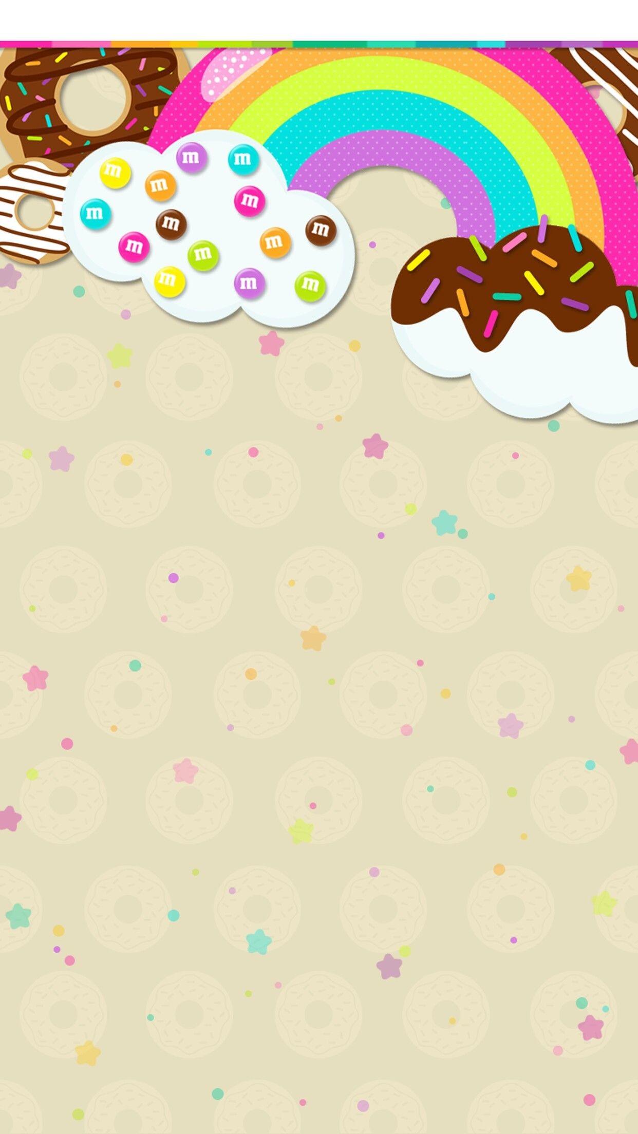 Res: 1242x2208, Candy rainbow delish