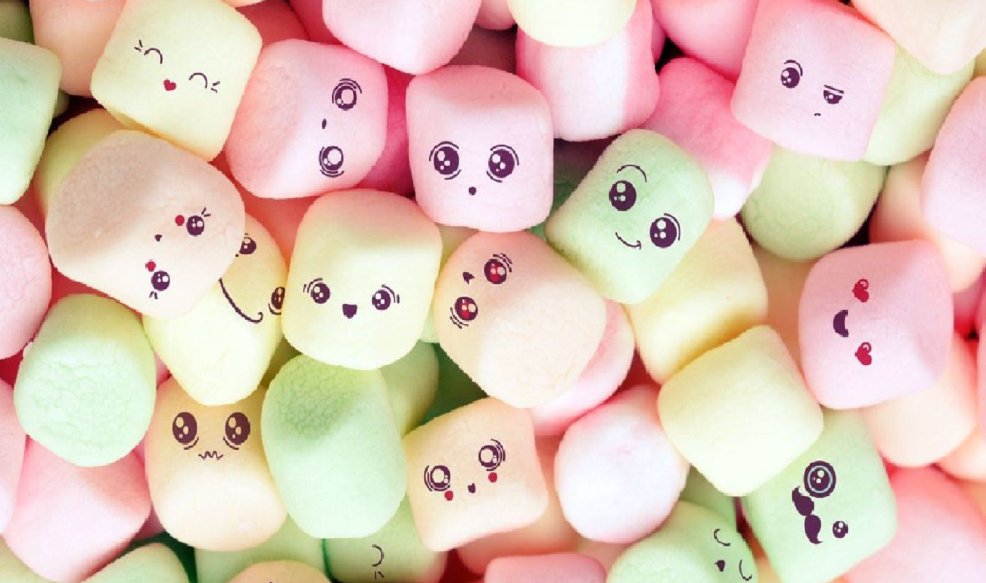 Res: 1920x1136, cute marshmallow wallpapers | allofpicts