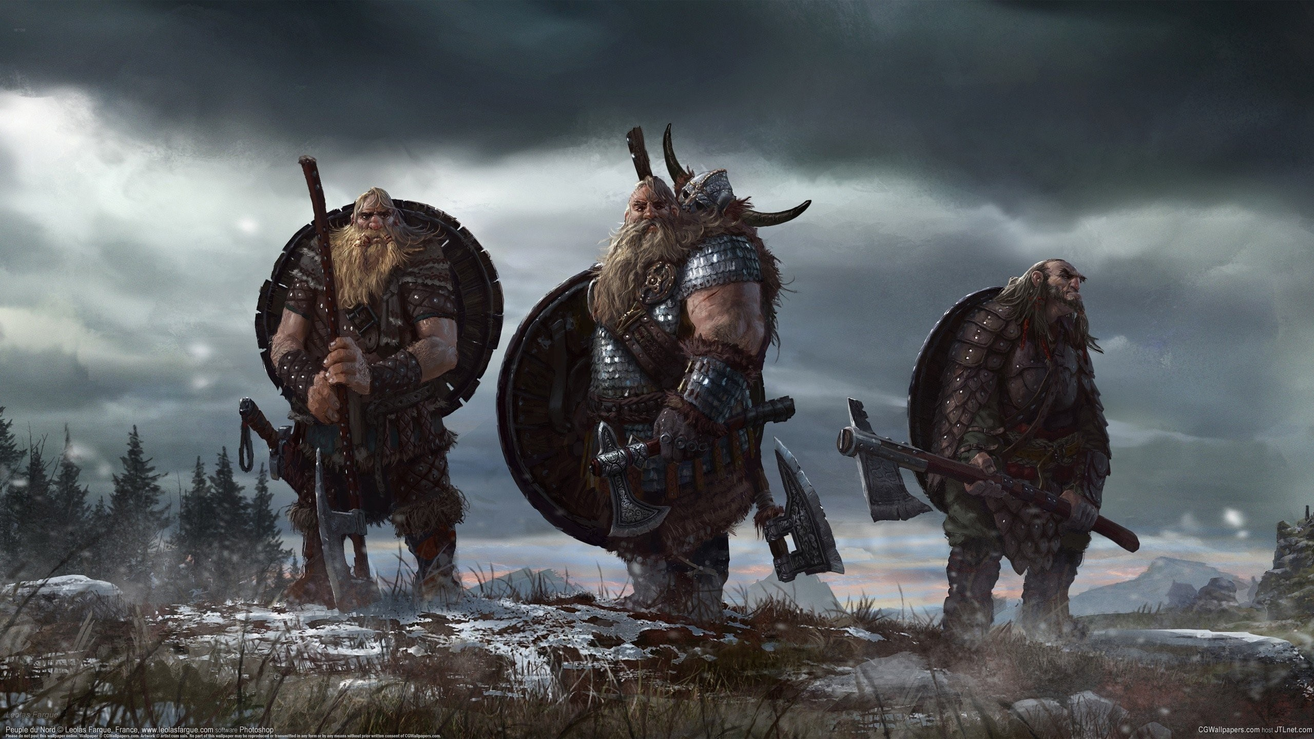 Res: 2560x1440,  Troika Viking warriors wallpapers and images - wallpapers,  pictures .
