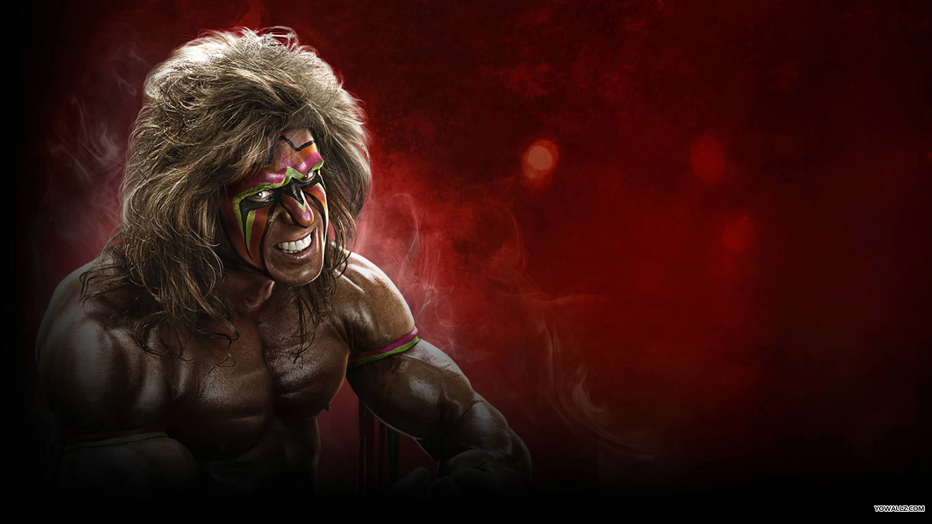 Res: 1920x1080, The Ultimate Warrior WWE 2K14 Exclusive HD Wallpapers