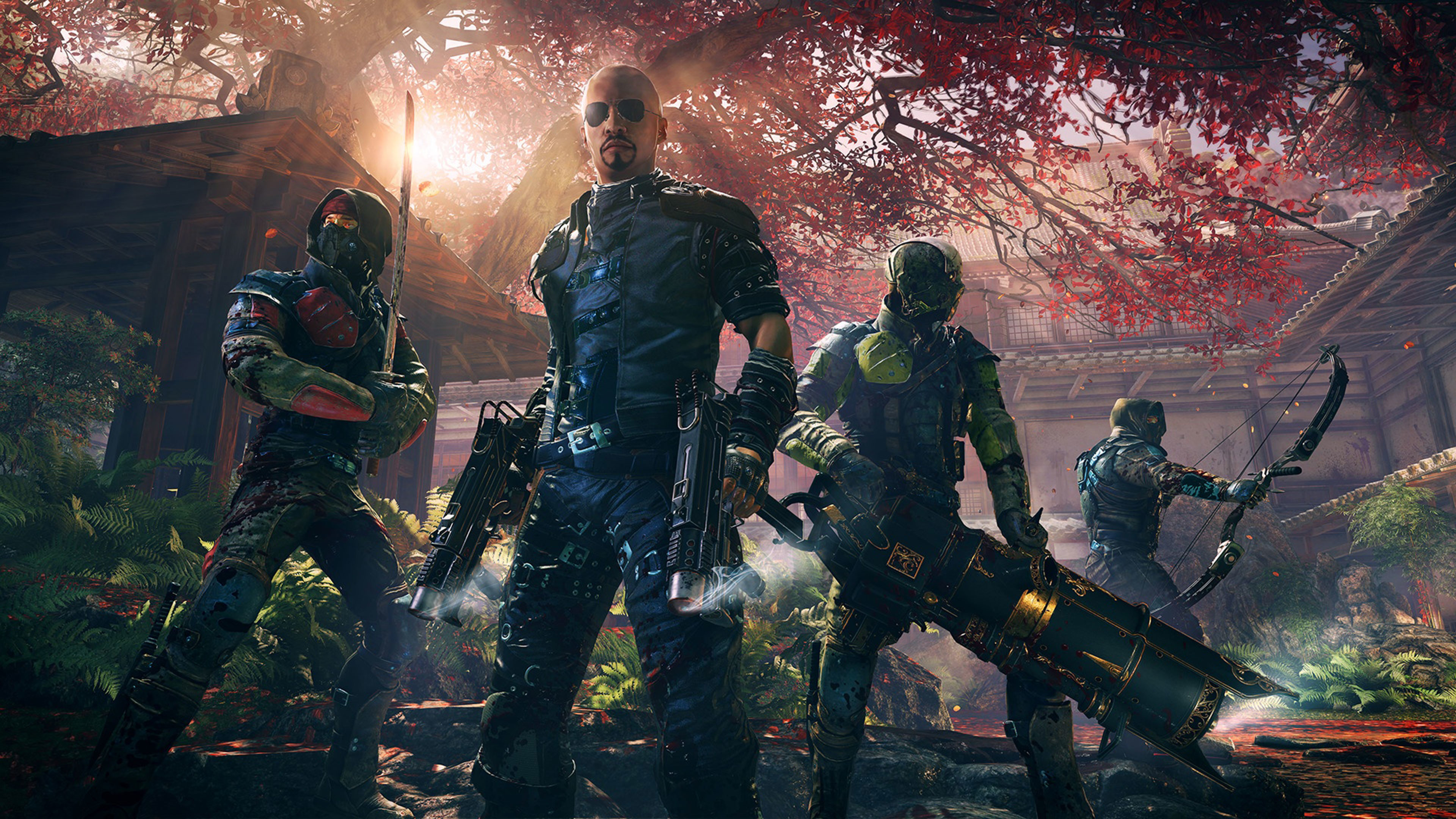 Res: 3840x2160, Shadow Warrior 2 4K Wallpaper ...