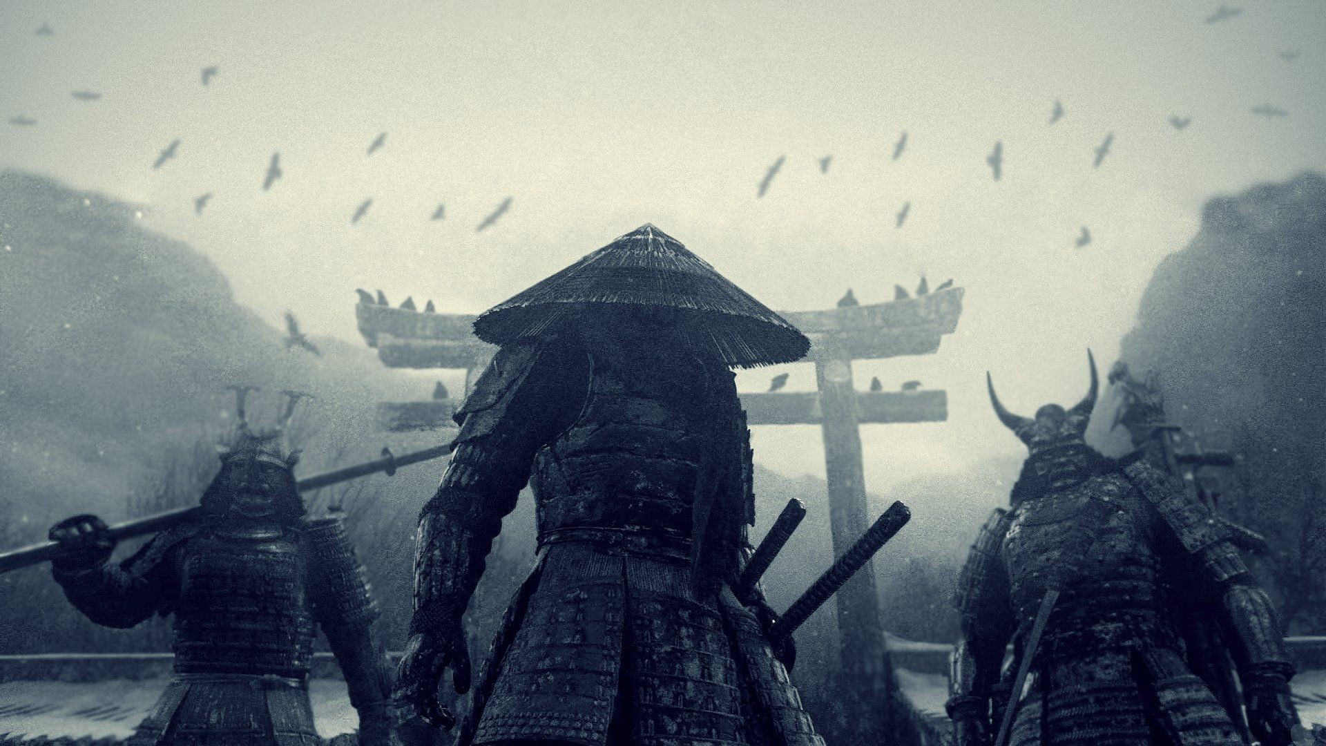 Res: 1920x1080,  Japanese Warrior Wallpapers Group (71+)