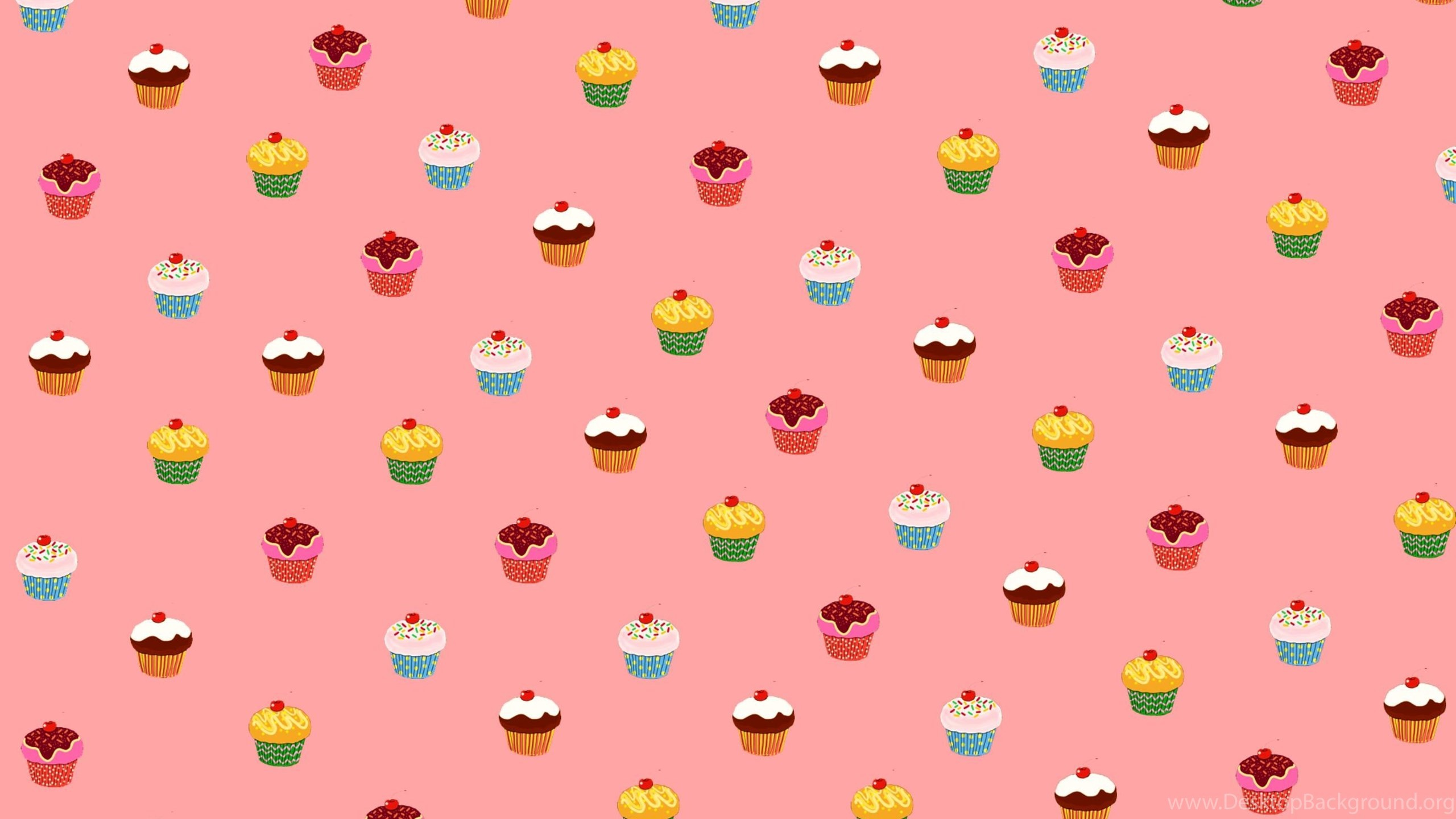Res: 2560x1440, 854760 Cute Pink Cupcake Wallpapers Best 2650×1656 H Tablet