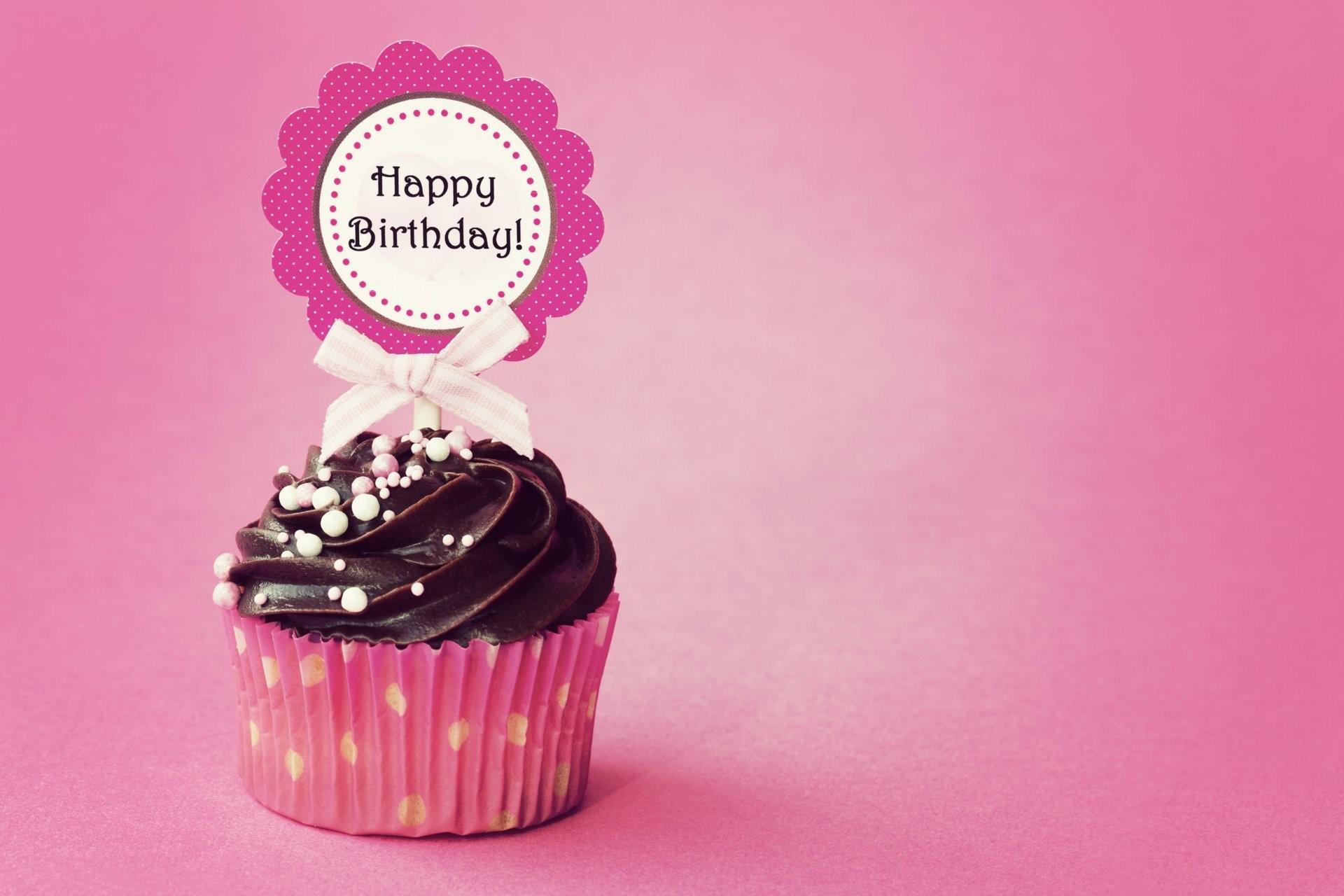 Res: 1920x1280, happy birthday cupcake cake