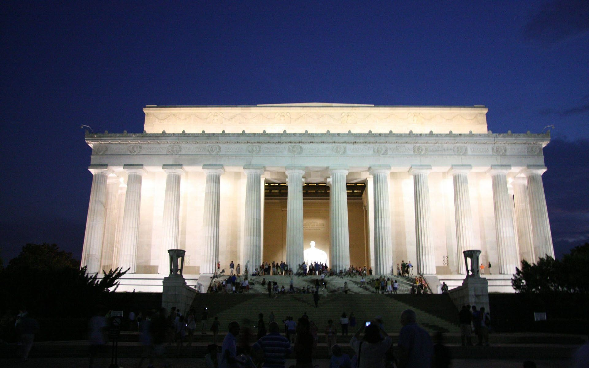 Res: 1920x1200, lincoln memorial washington dc photo - HD Travel photos and wallpapers