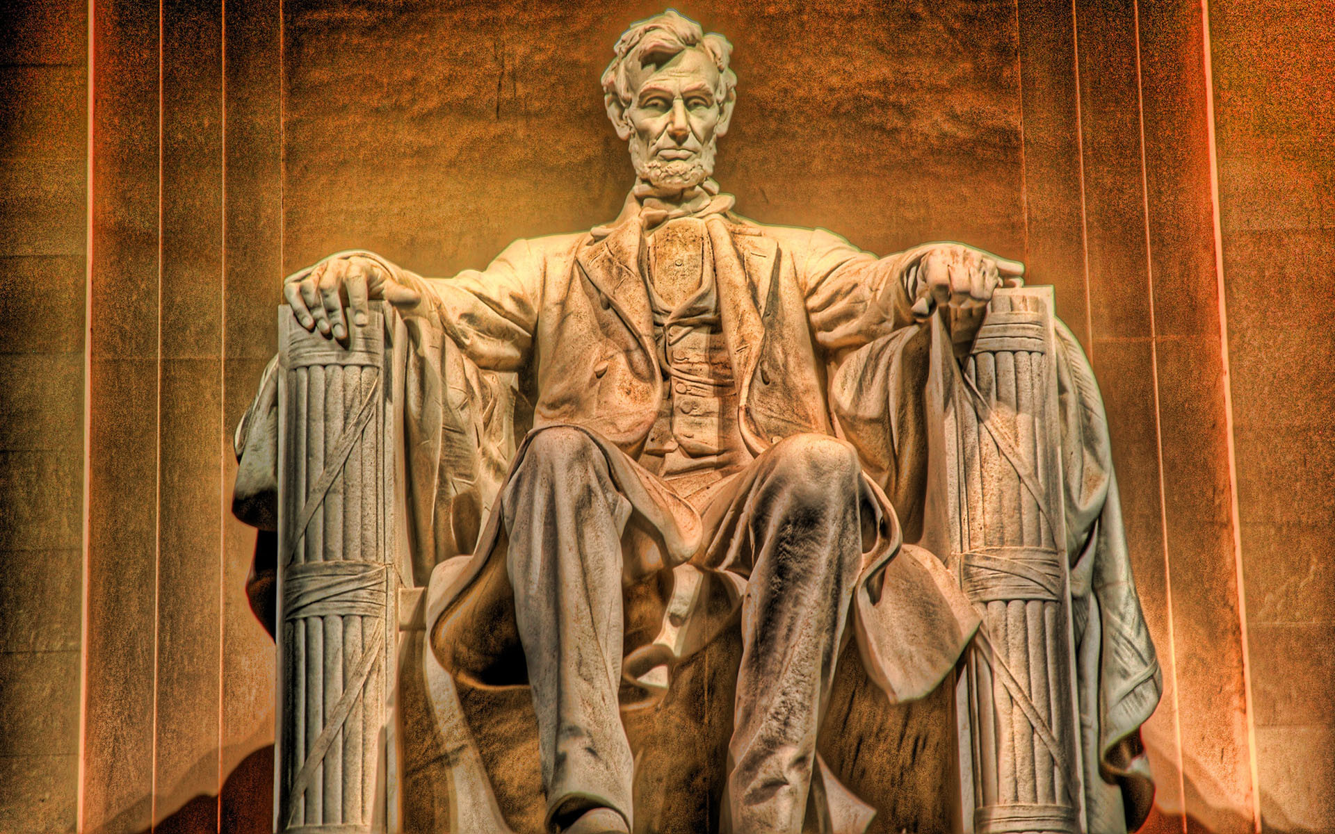 Res: 1920x1200, Lincoln Memorial Desktop Wallpaper