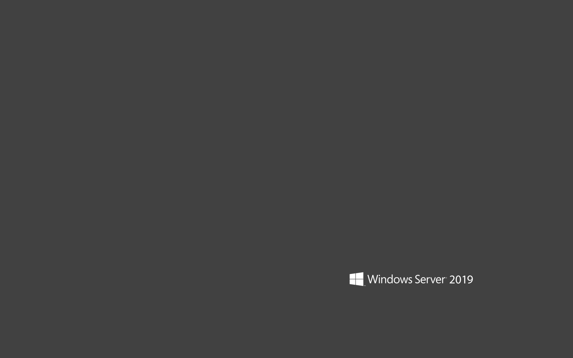 Res: 1920x1200, DiscussionWindows Server 2019 Wallpaper ...