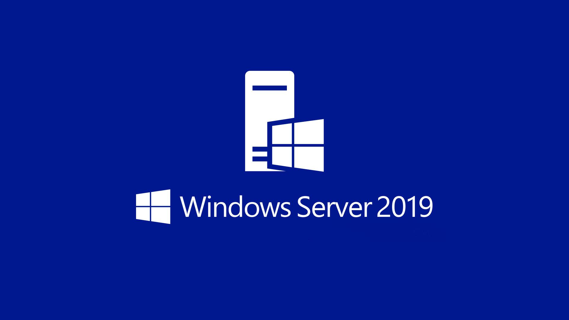 Res: 1920x1080, Windows Server 2019 verfügbar