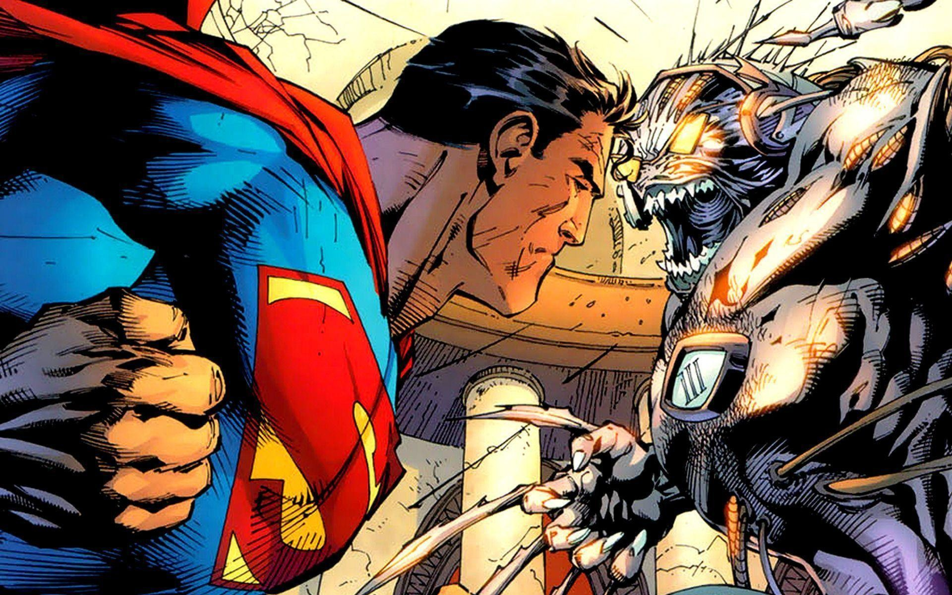 Res: 1920x1200, Doomsday to be in Snyder's Batman vs. Superman?