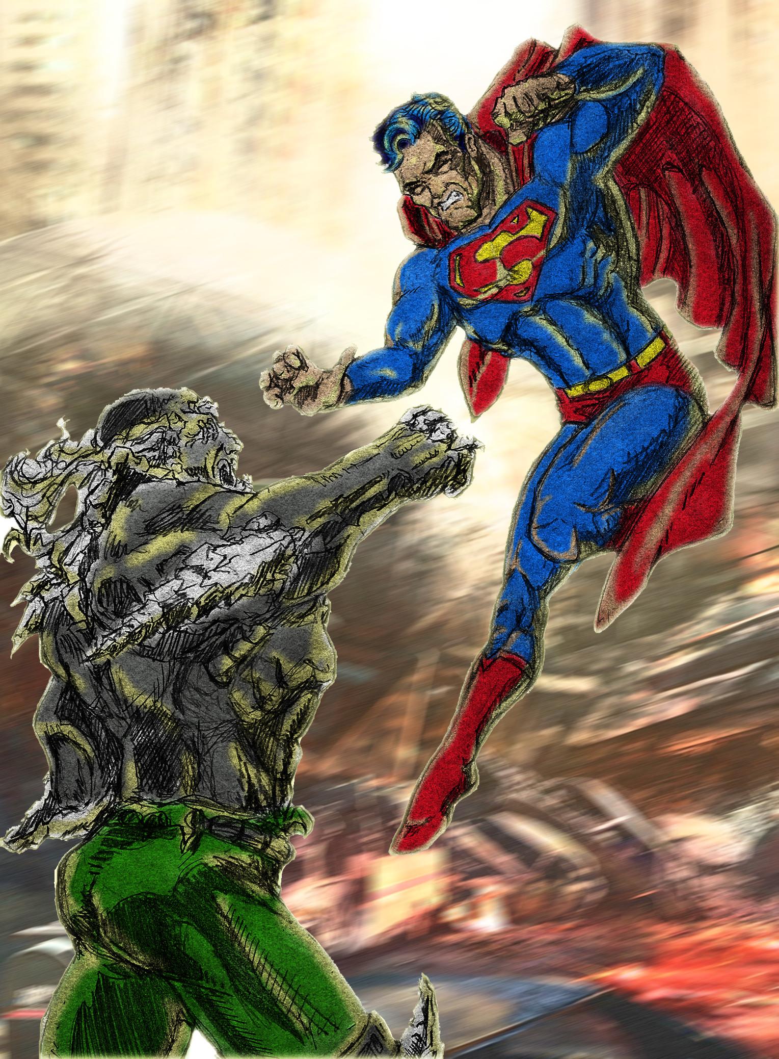 Res: 1529x2077, Superman Doomsday Wallpaper
