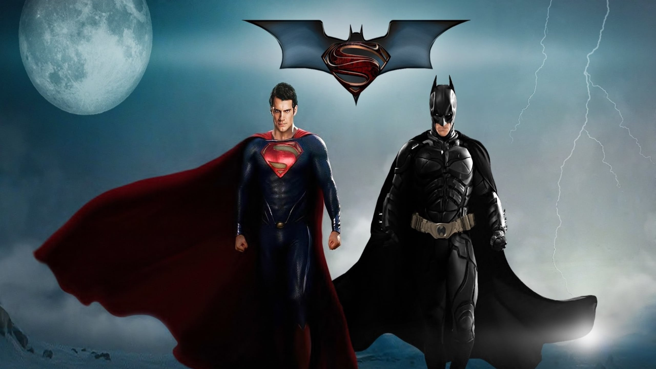 Res: 2560x1440, Fictional Character, End of The World, Superman, Doomsday, Film Wallpaper  in