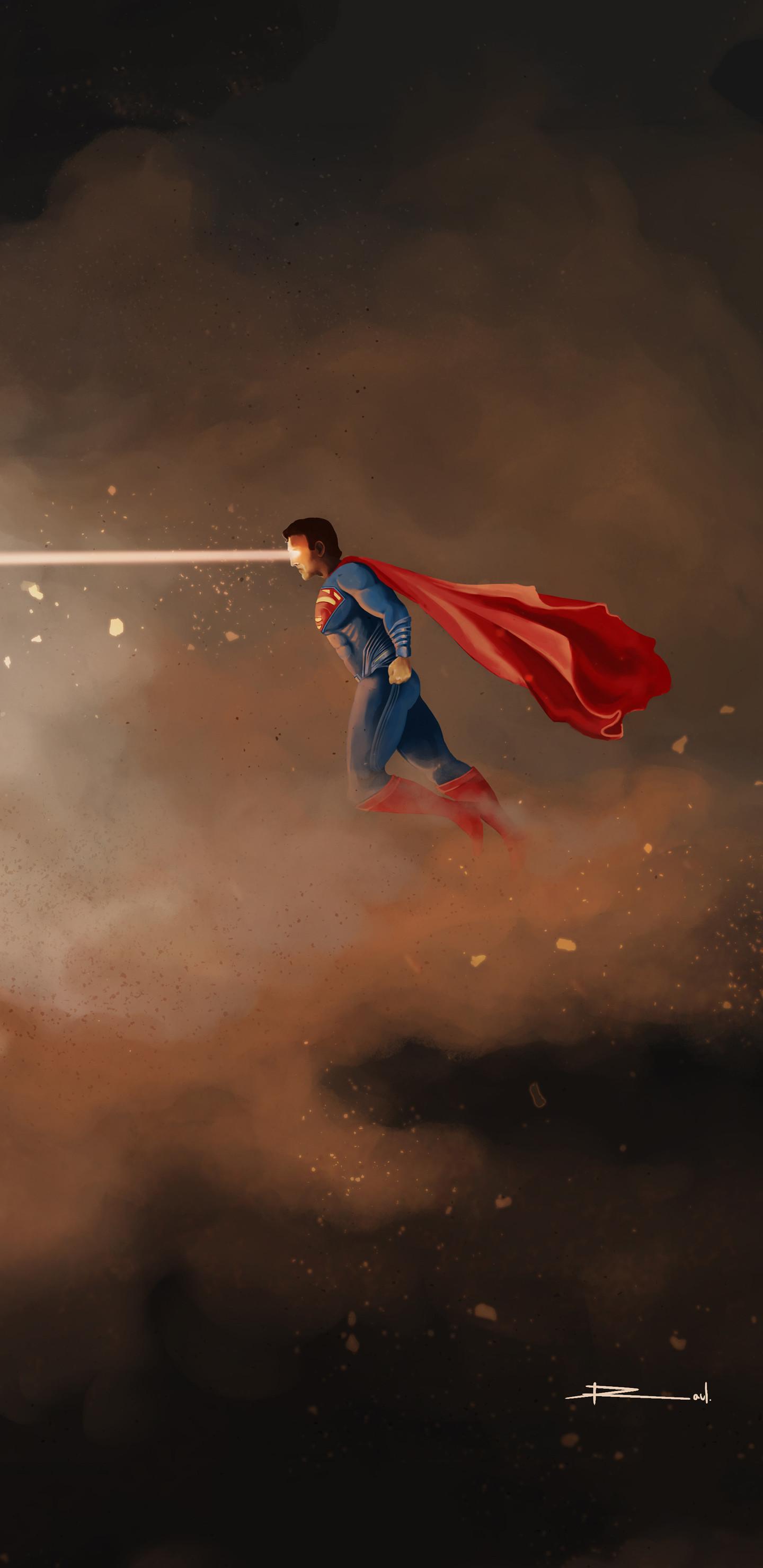 Res: 1440x2960, Doomsday Vs Superman 8k (Samsung Galaxy Note 9,8, S9,S8,S8+ QHD)