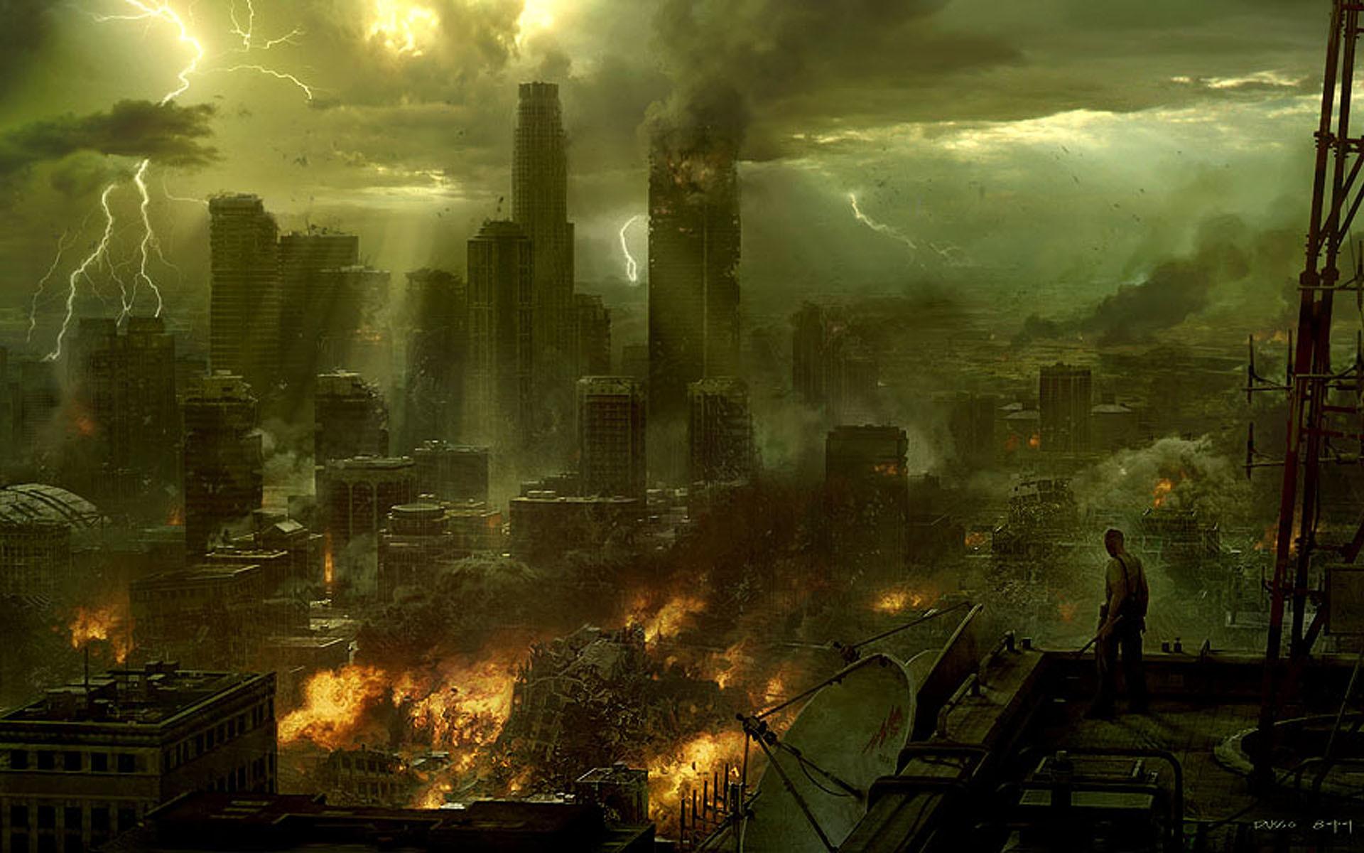 Res: 1920x1200, doomsday wallpaper #924107