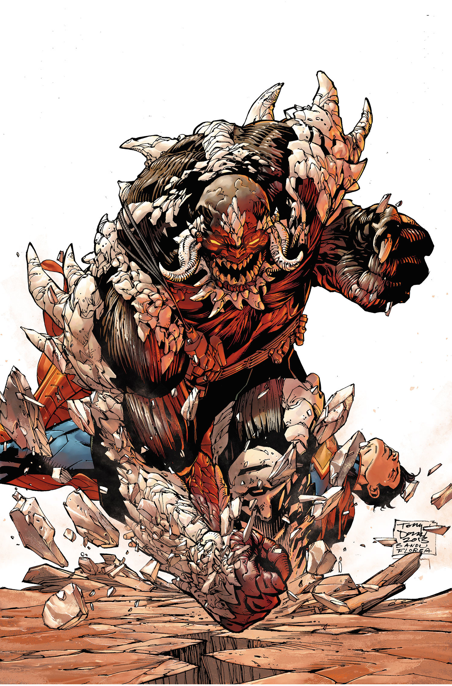 Res: 1500x2278, ... Doomsday new 52 wallpaper Image Gallery New 52 Darkseid 2019 03 12