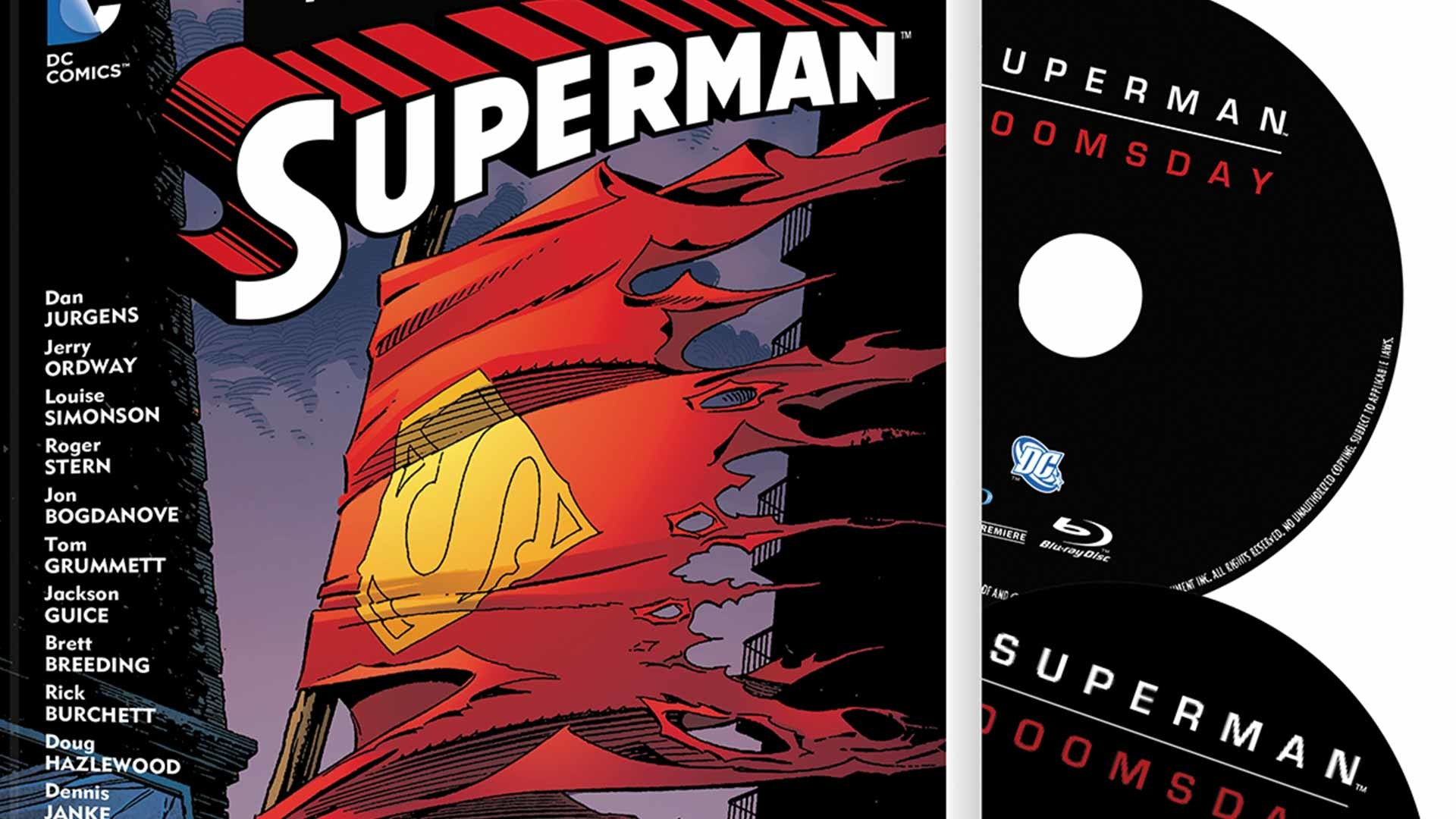 Res: 1920x1080, The Death Of Superman Comic Wallpapers | WallpapersIn4k.net
