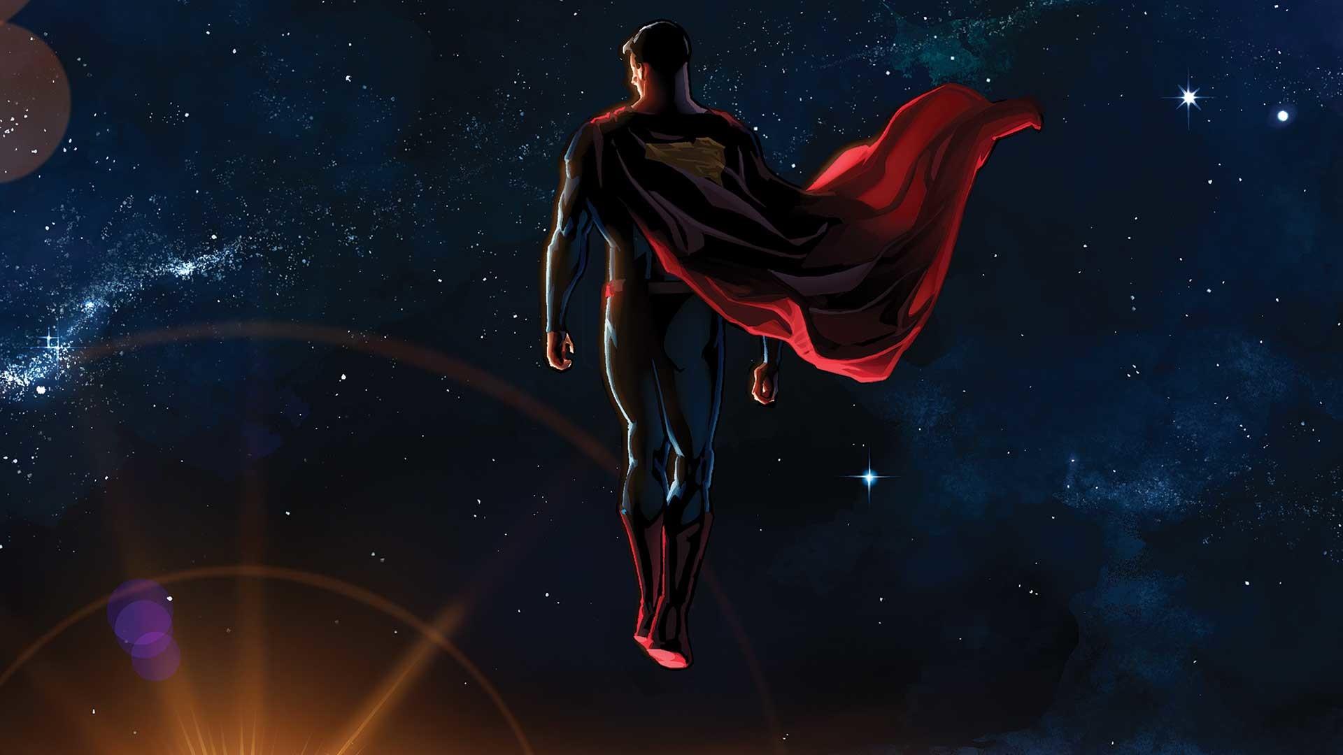 Res: 1920x1080, superman ...