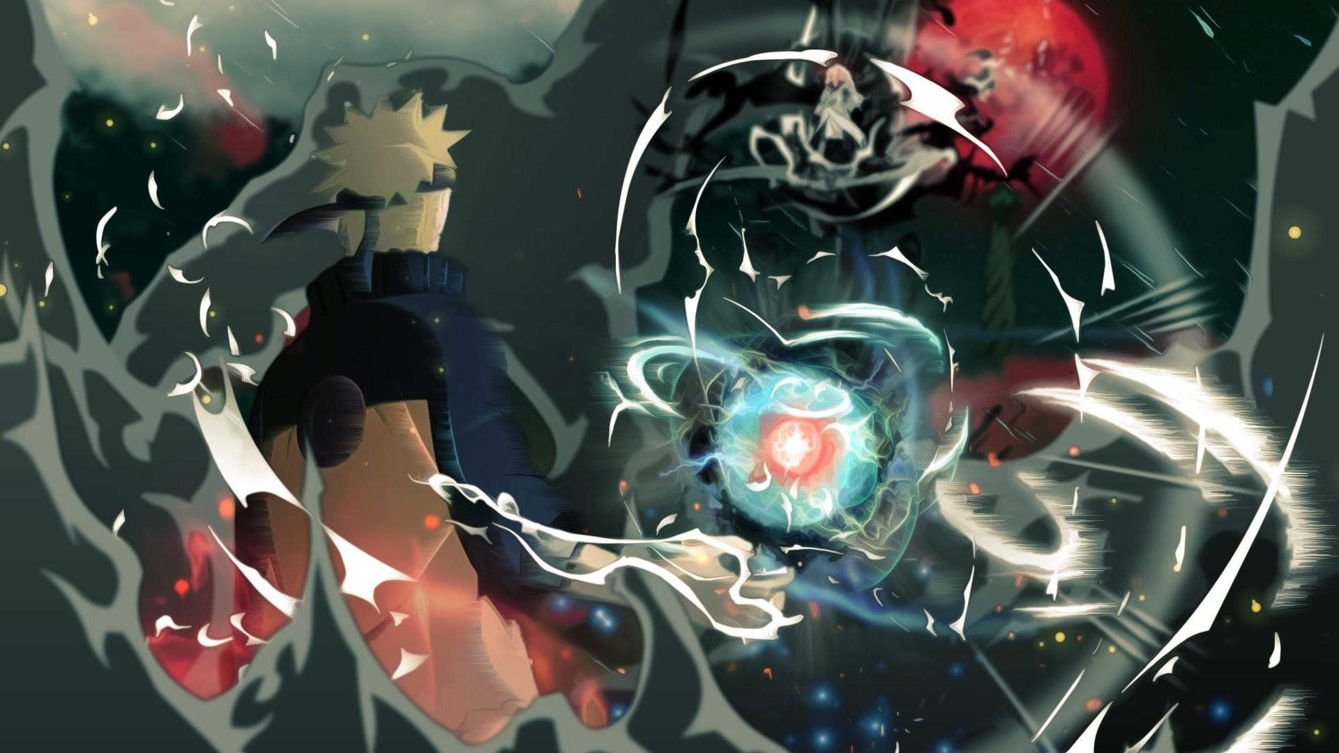 Naruto Rasengan Wallpapers Hd Wallpaper Collections