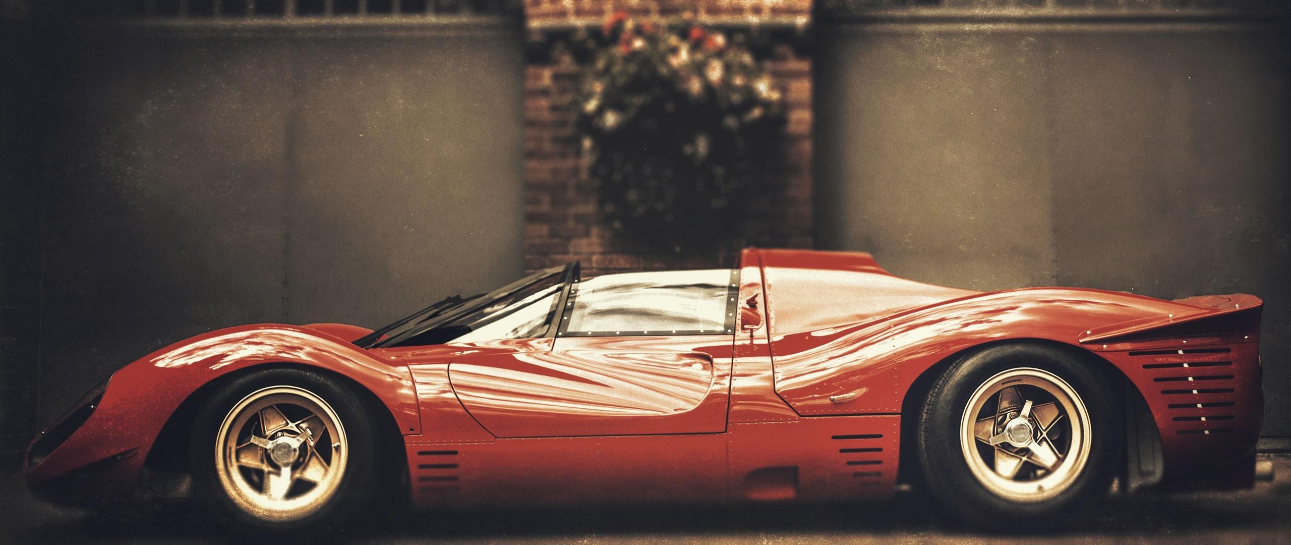 Res: 2560x1080,  Ferrari, Vintage Car Wallpapers HD Desktop and Mobile Backgroun