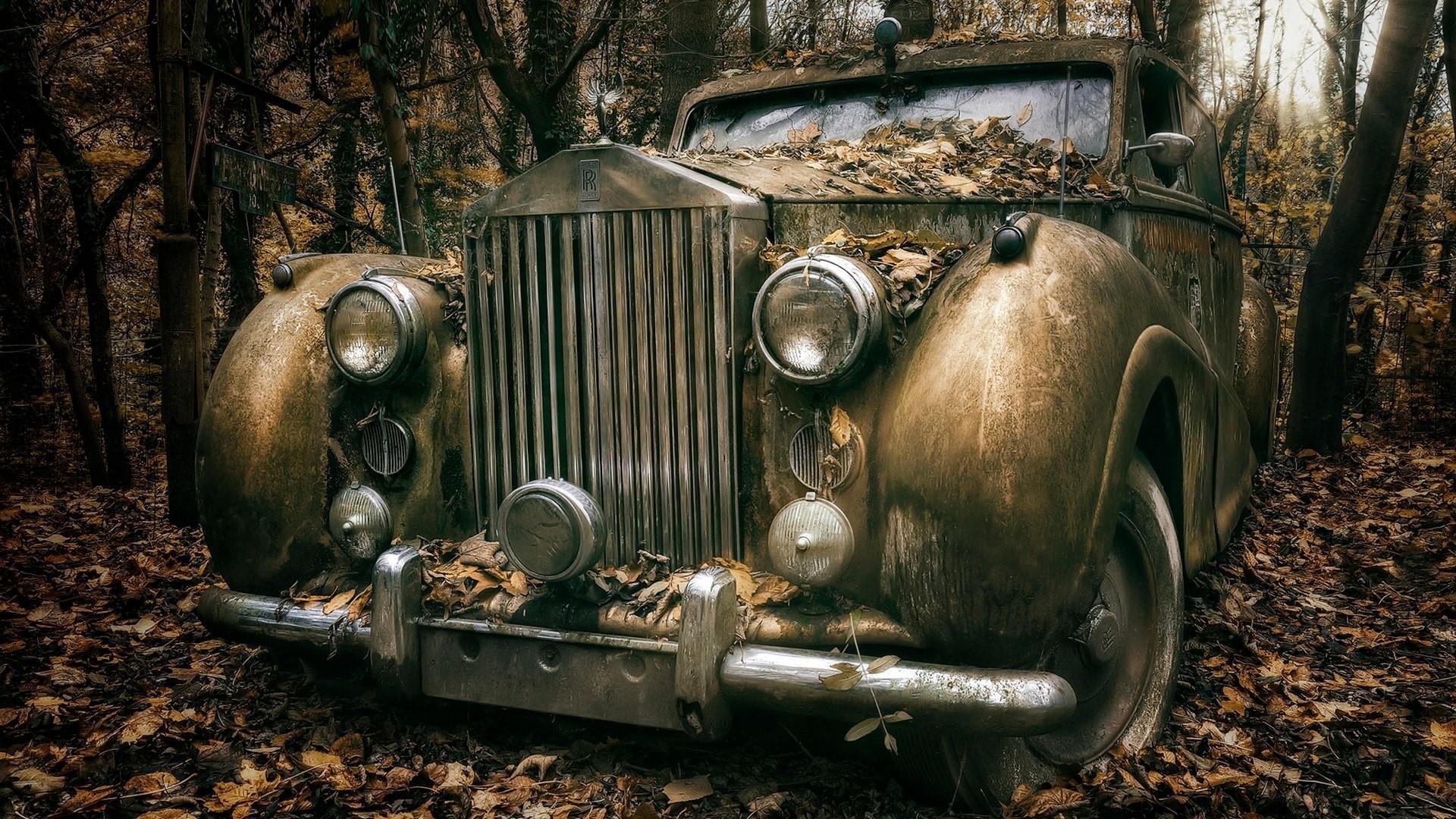Res: 1920x1080, Old Car Wallpaper HD 14 - 1920 X 1080