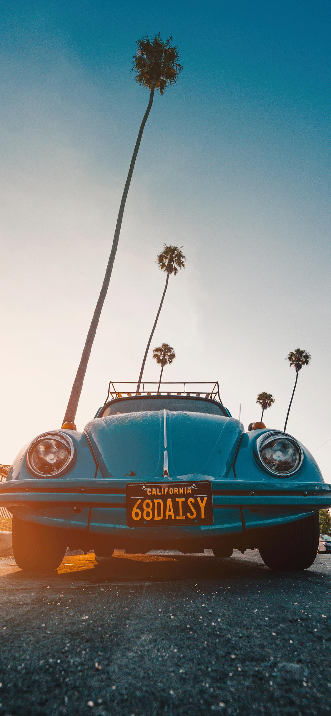 Res: 1125x2436, iPhone wallpaper car vintage volkswagen Vintage Car