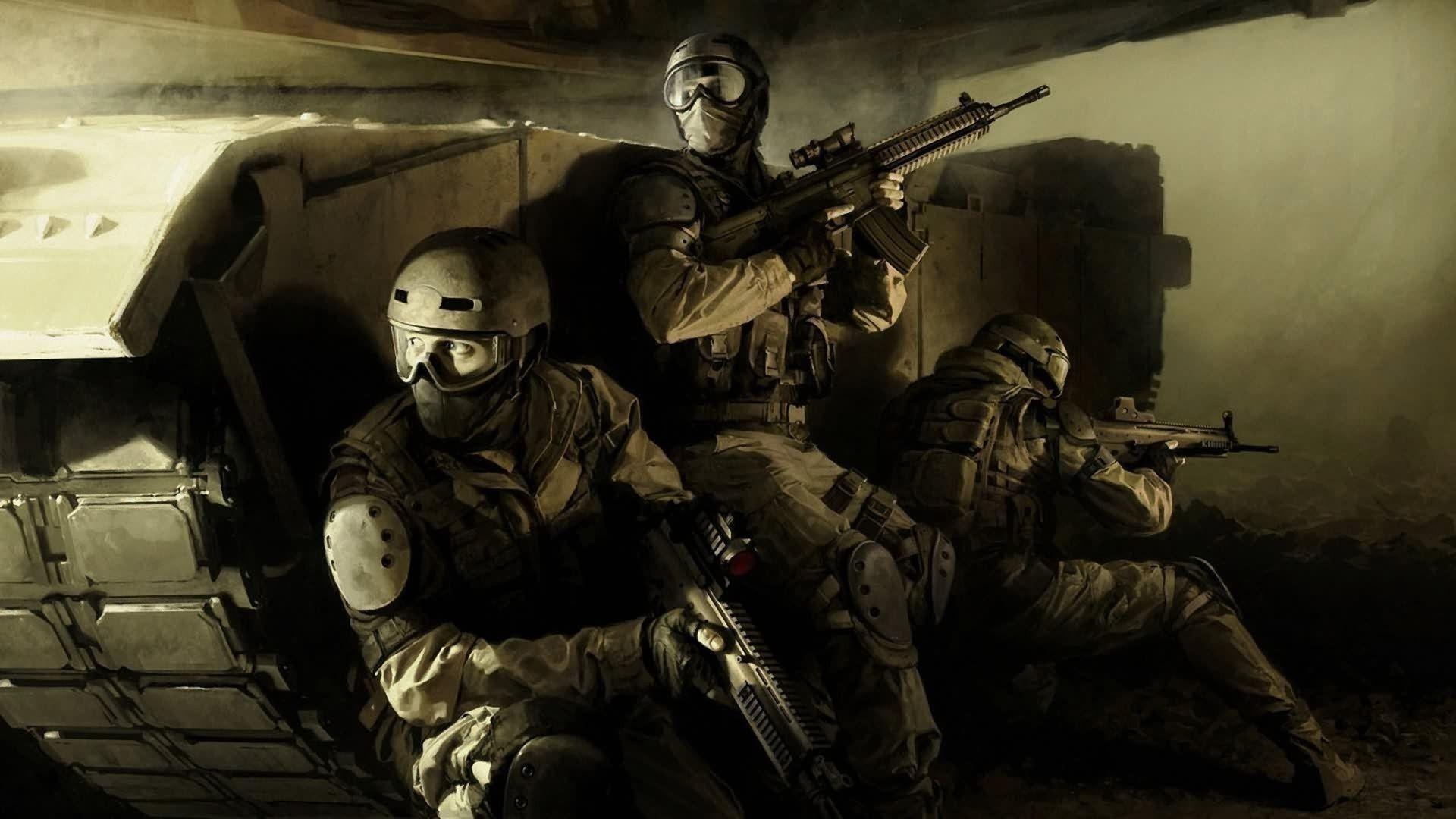 Res: 1920x1080, Swat Team Wallpaper (67+ images)