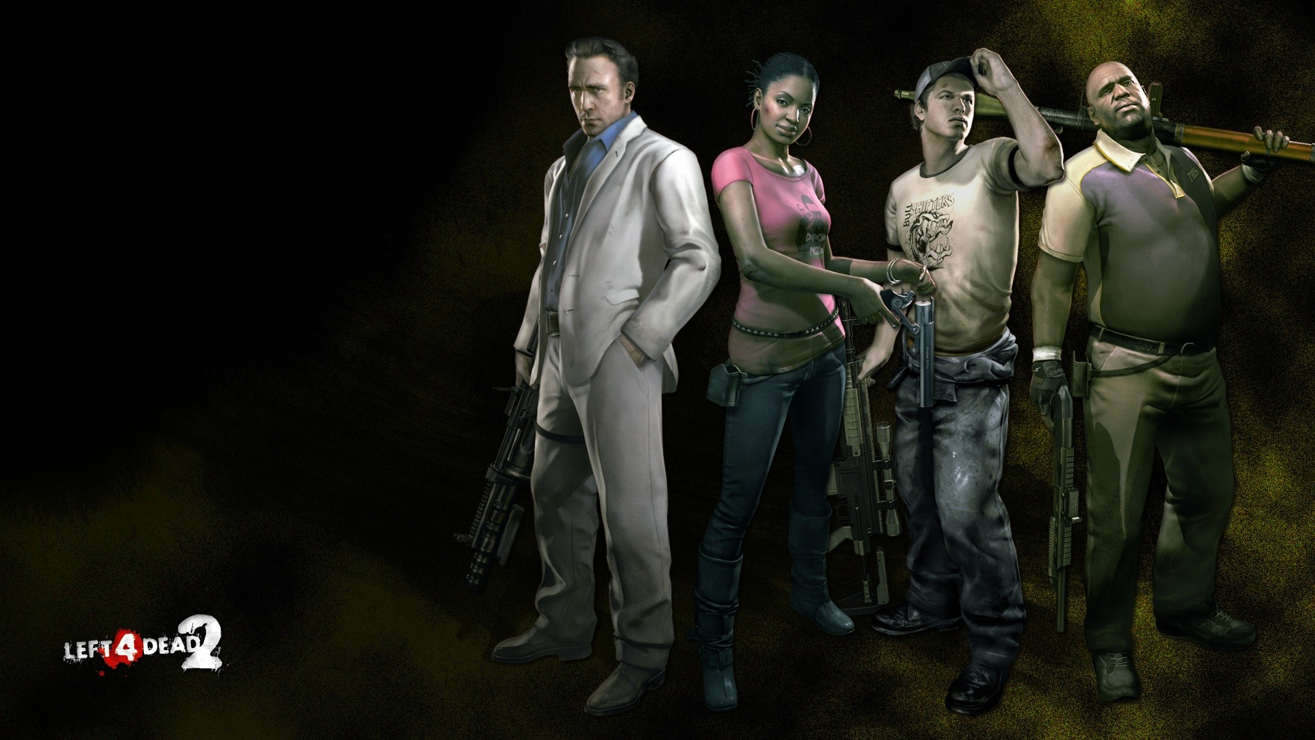 Res: 1920x1080, left 4 dead 2 images The Survivors HD wallpaper and background photos
