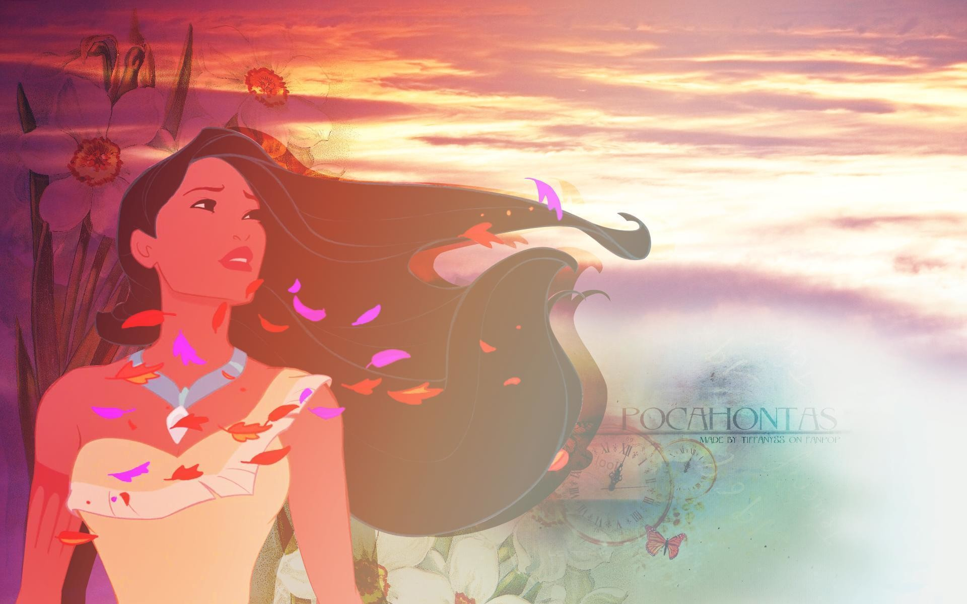 Res: 1920x1200, Pocahontas - Disney Princess Wallpaper (34405906) - Fanpop