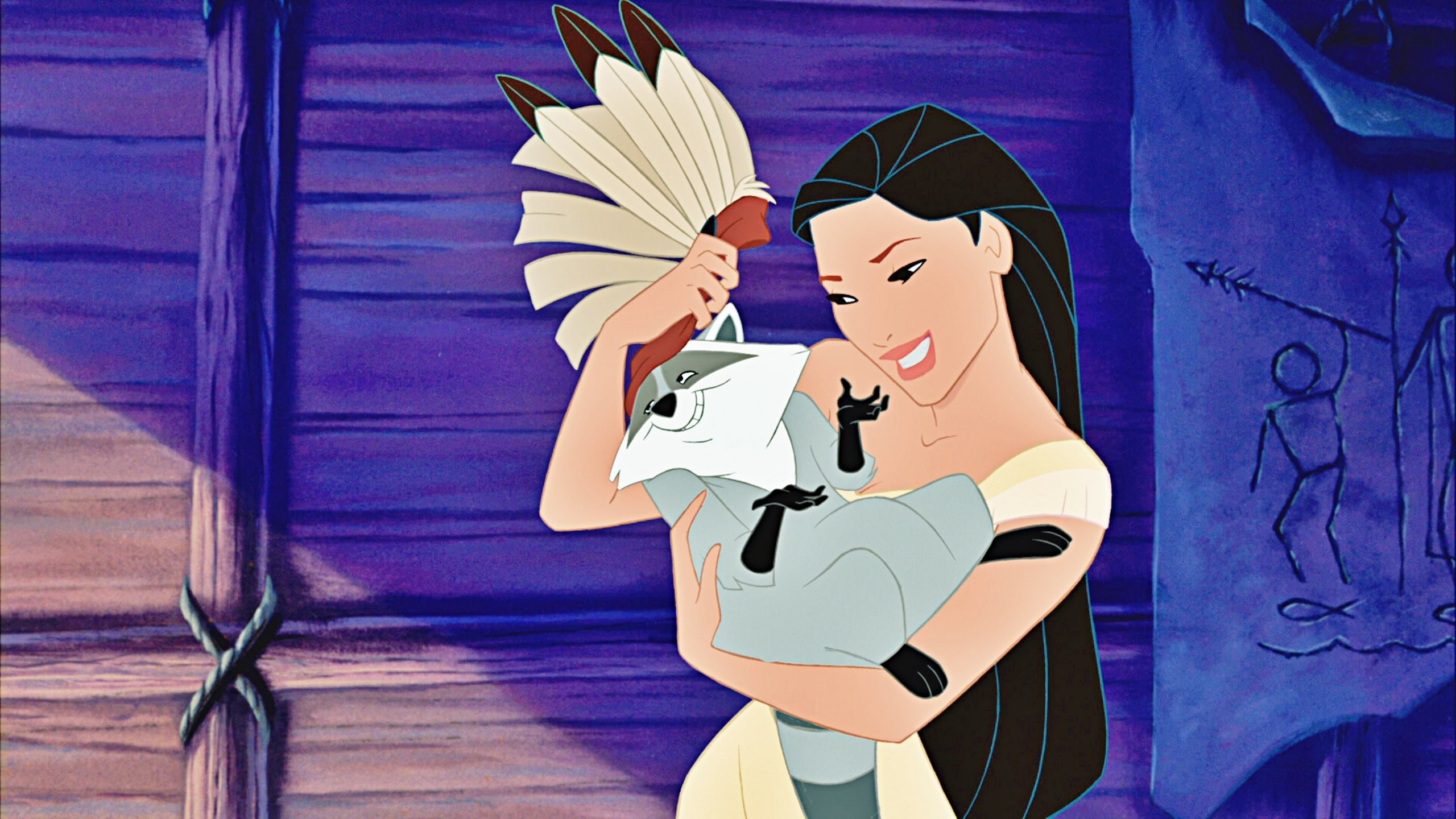 Res: 2560x1440, Pocahontas Disney - WallDevil