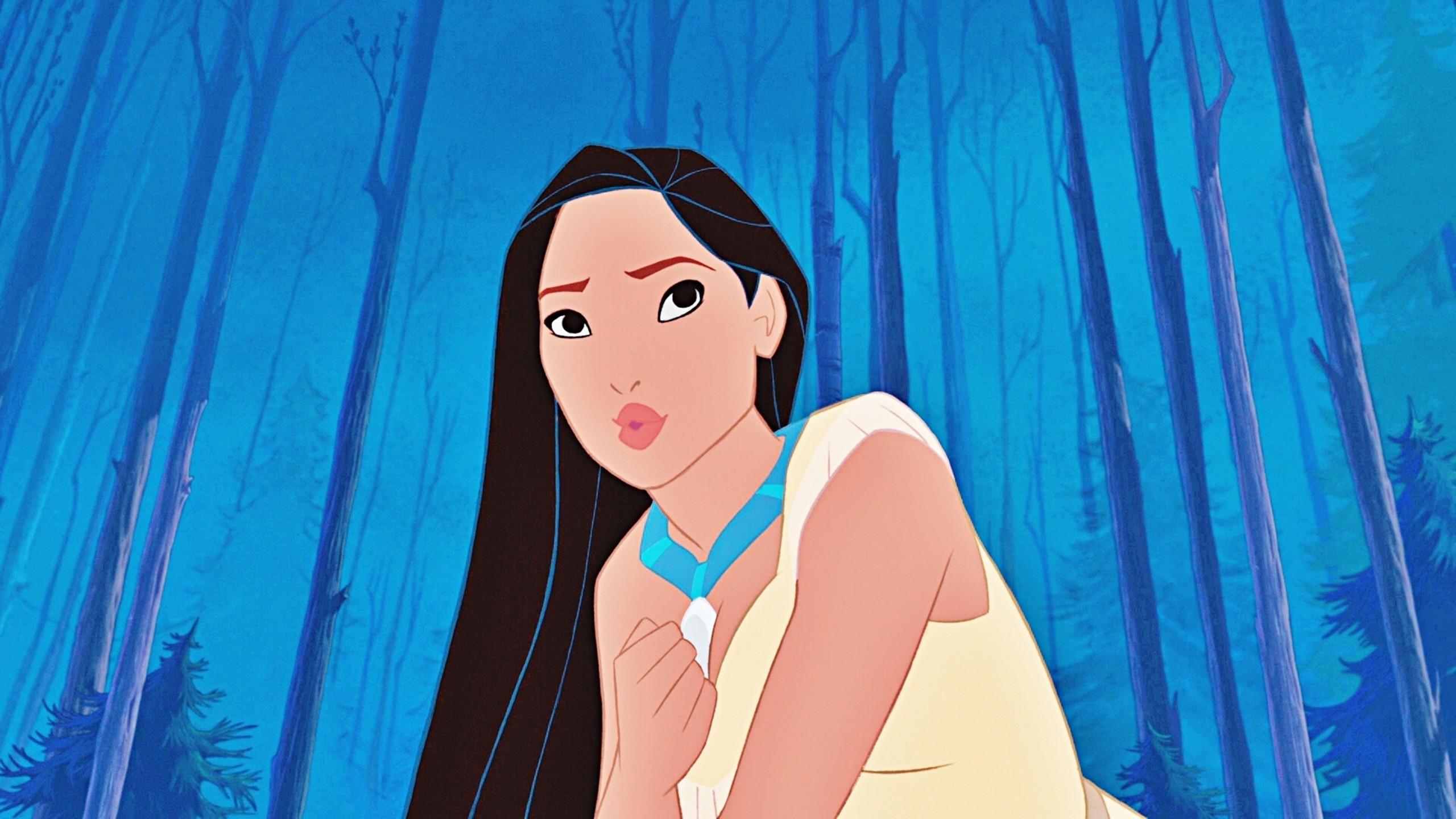 Res: 2560x1440, Pocahontas
