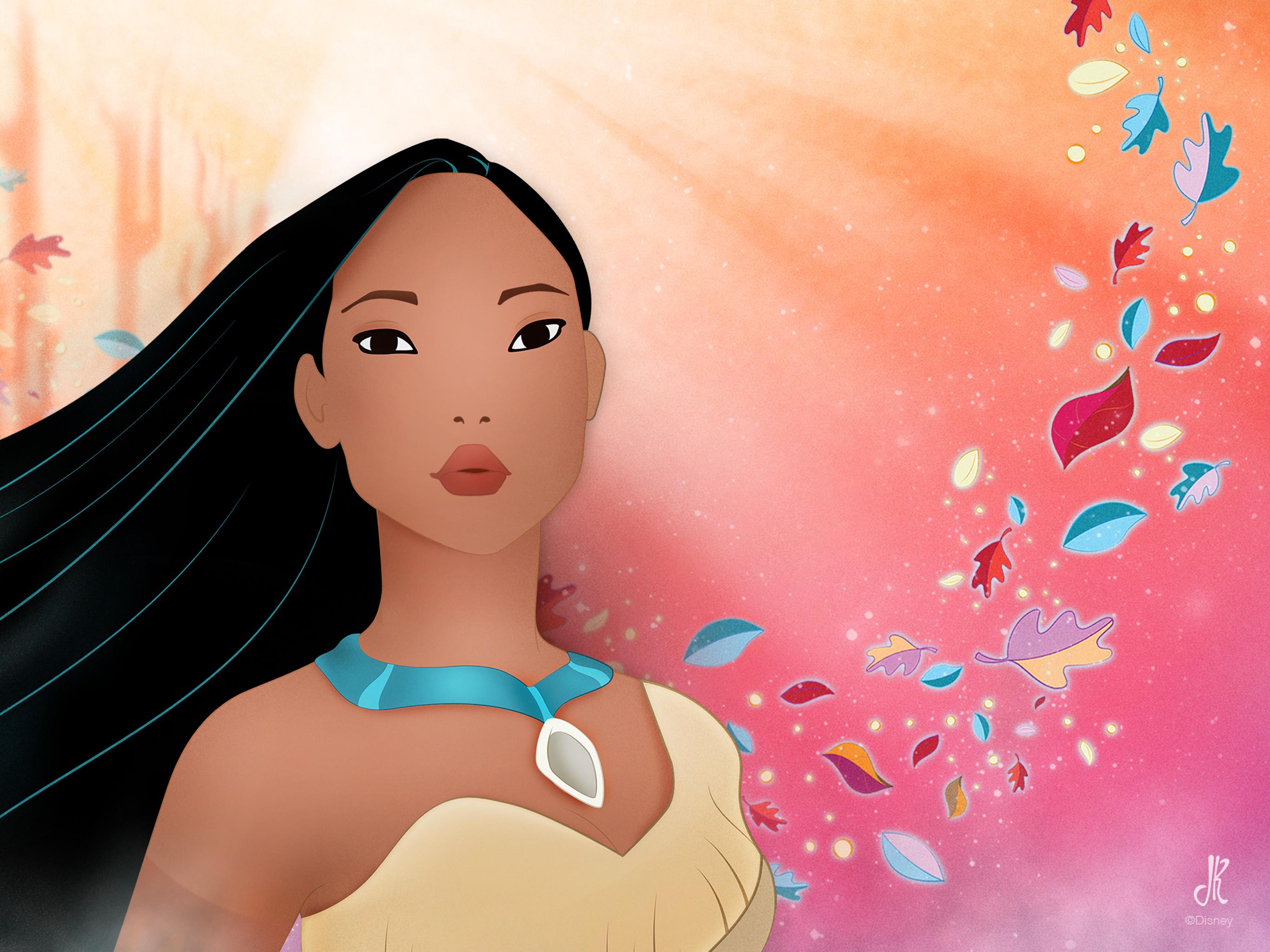Res: 2732x2048, Anniversary of 'Pocahontas' Wallpaper