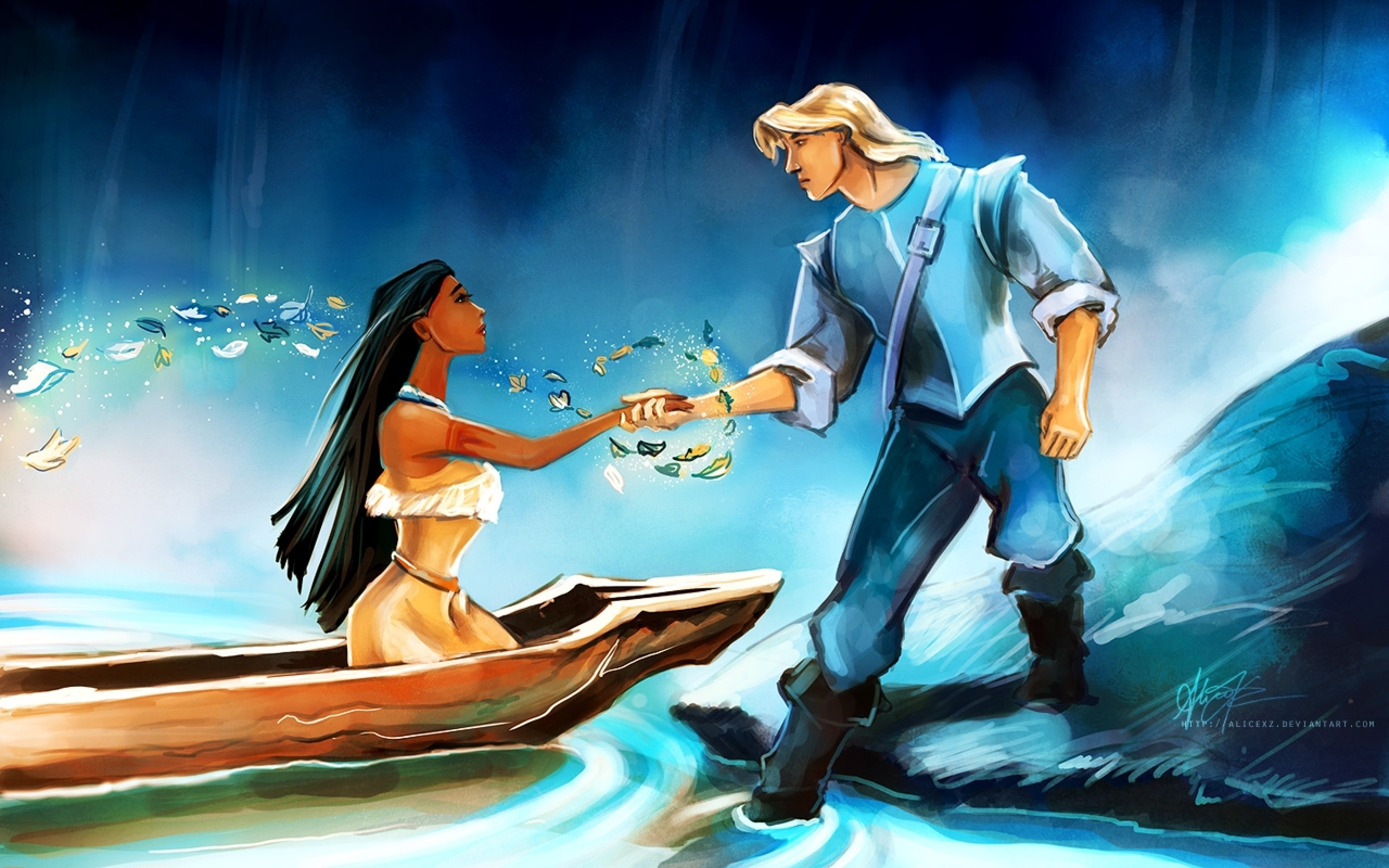 Res: 2560x1600, Pocahontas Wallpapers