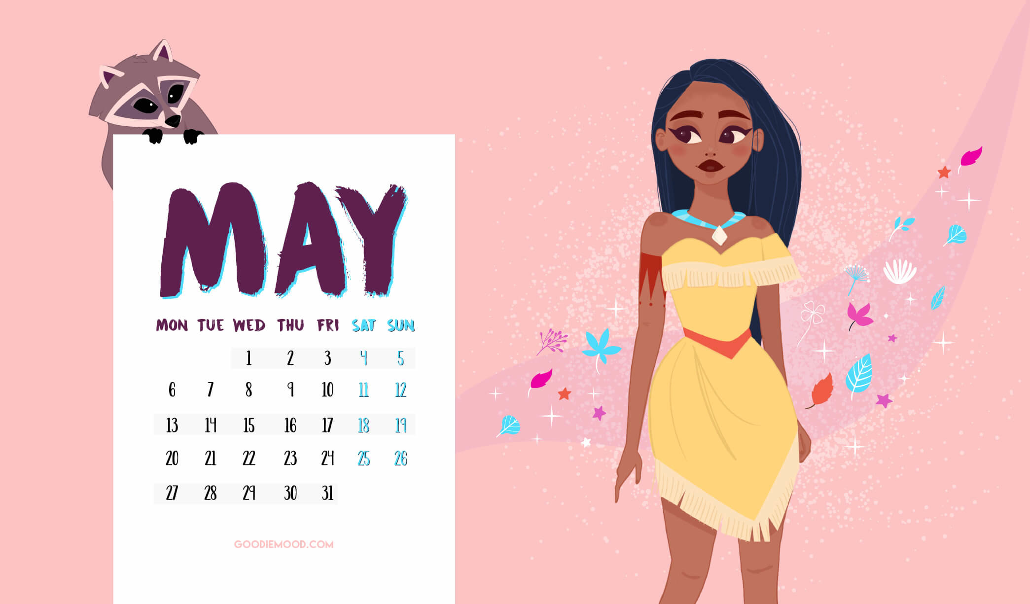 Res: 2089x1225, Download your free wallpaper Pocahontas for your desktop