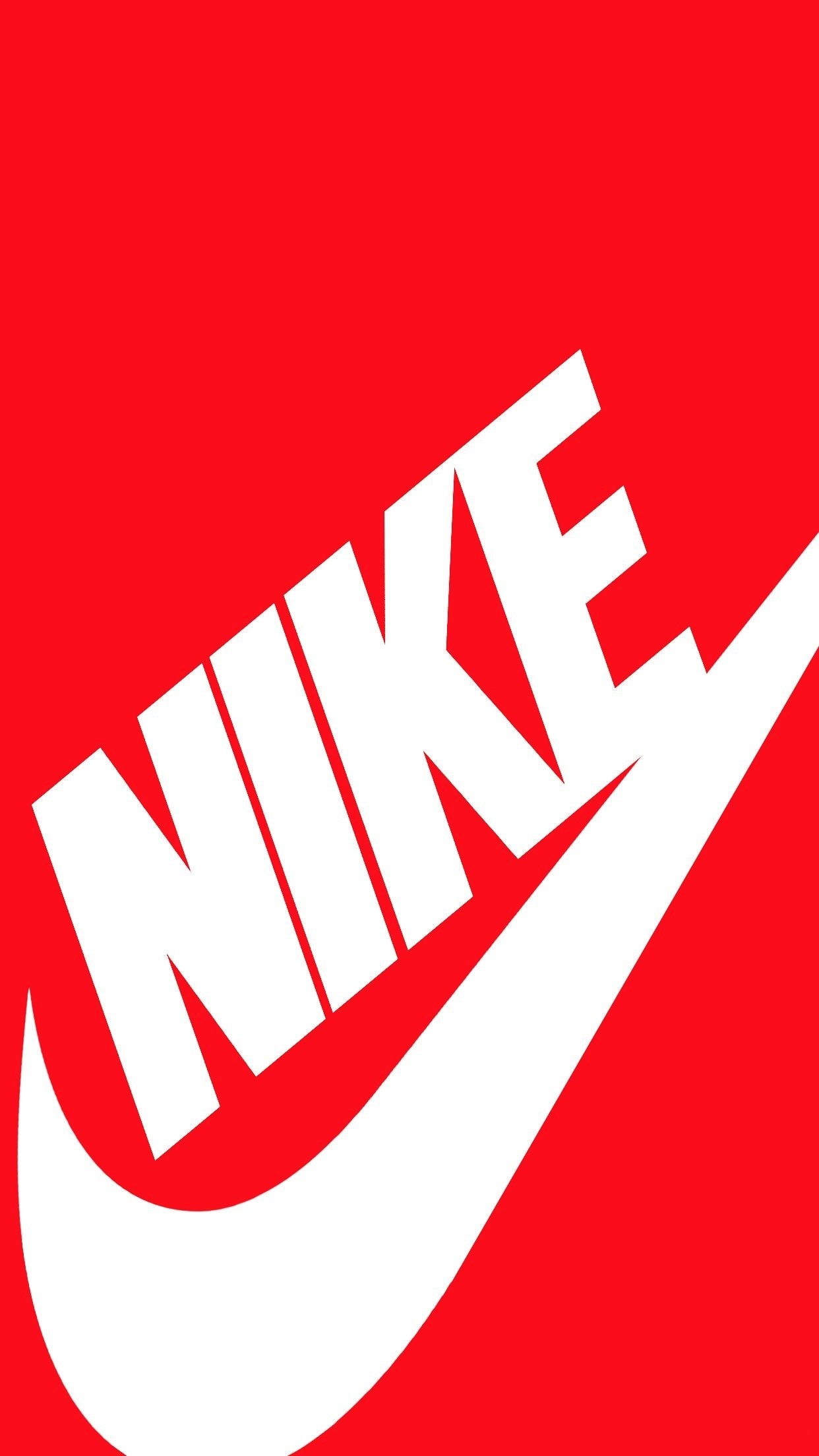 Res: 1242x2208, Nike iPhone Wallpaper Red - Best iPhone Wallpaper