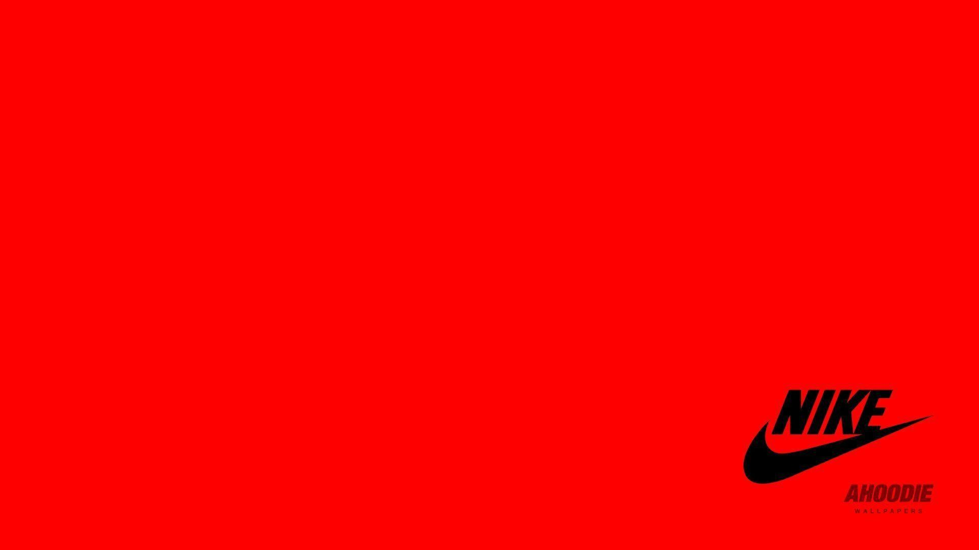 Res: 1920x1080,  Red Nike Wallpapers