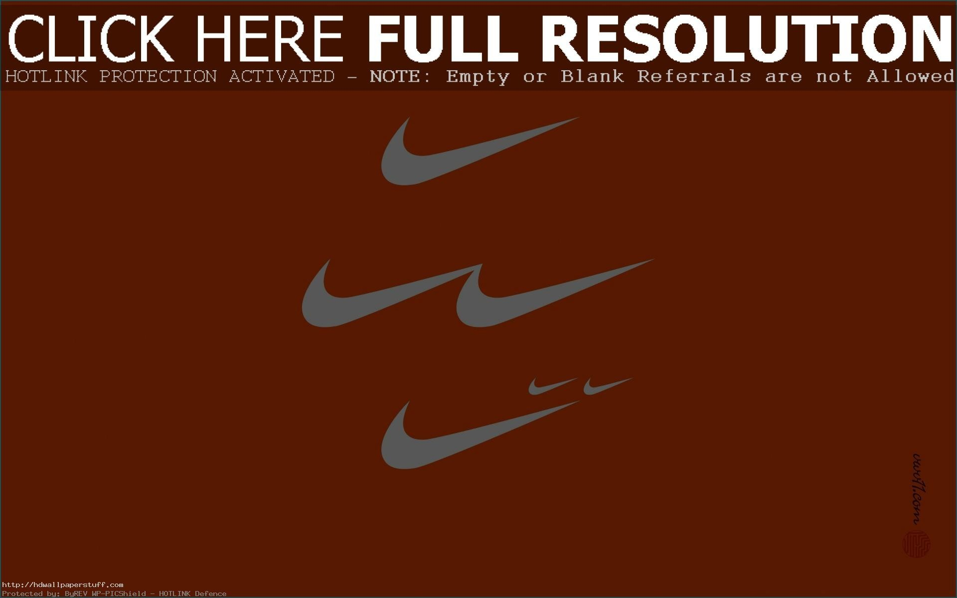 Res: 1920x1200, 1920x1080 Nike Wallpaper HD 8159